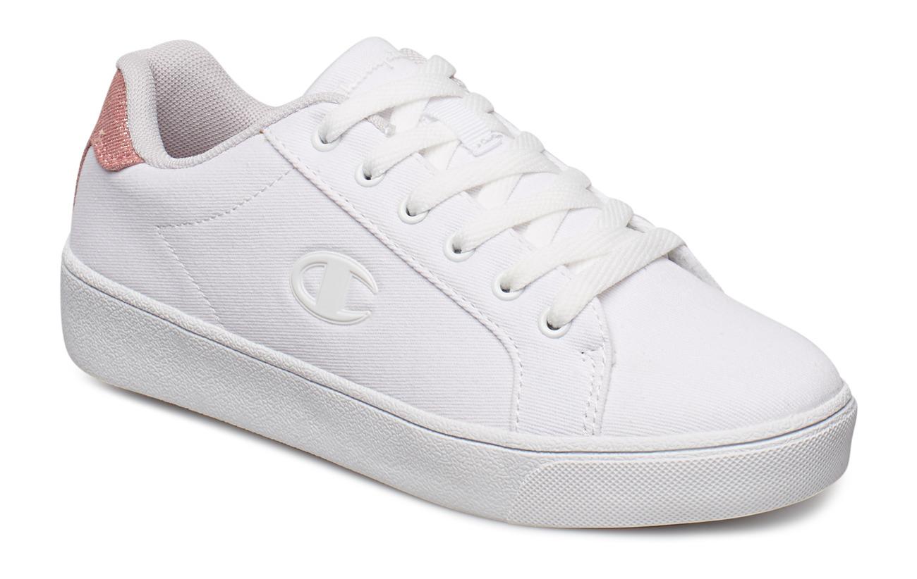 30f92d7ec140c Low Cut Shoe Alex Canvas (White) (£37.40) - Champion -