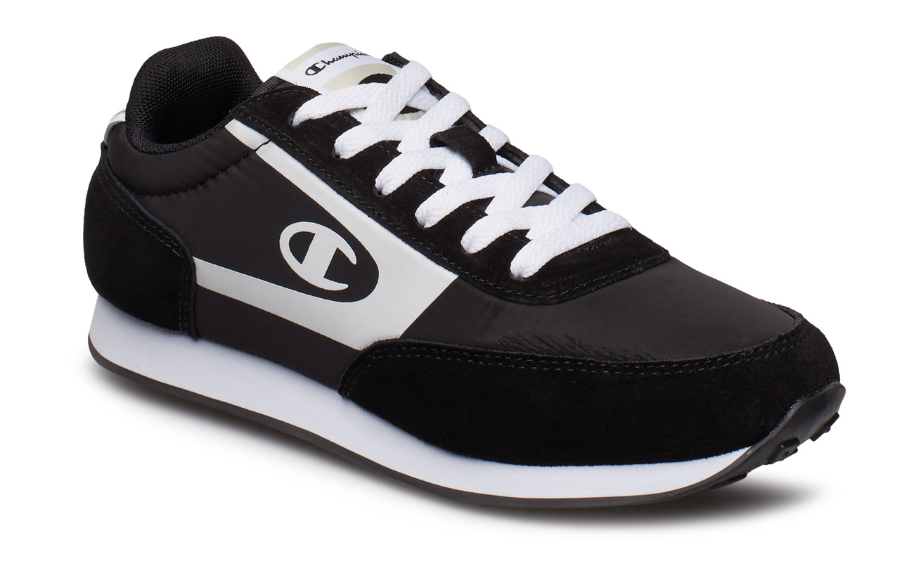 Champion Low Cut Shoe SIRIO - BLACK BEAUTY