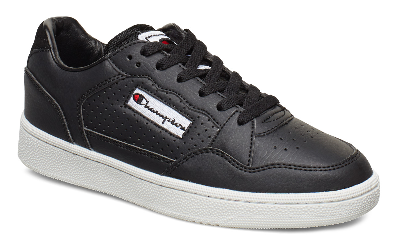 Champion Low Cut Shoe CLEVELAND - BLACK BEAUTY