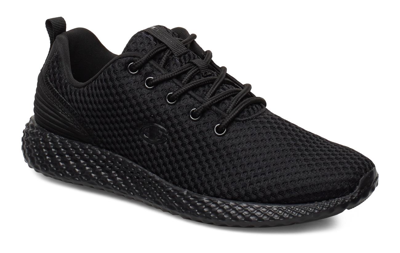 Champion Low Cut Shoe Sprint (Black