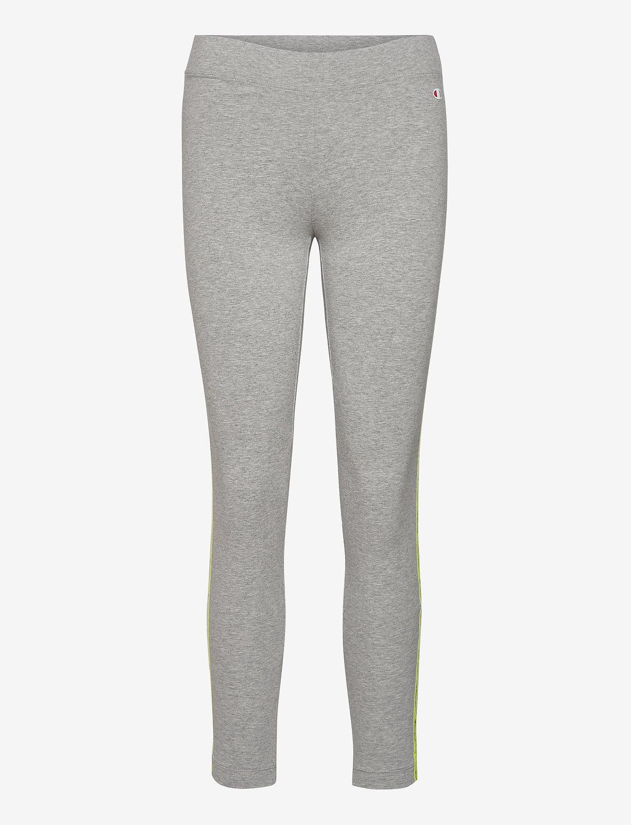 Champion - Leggings - leggings - gray melange light - 0