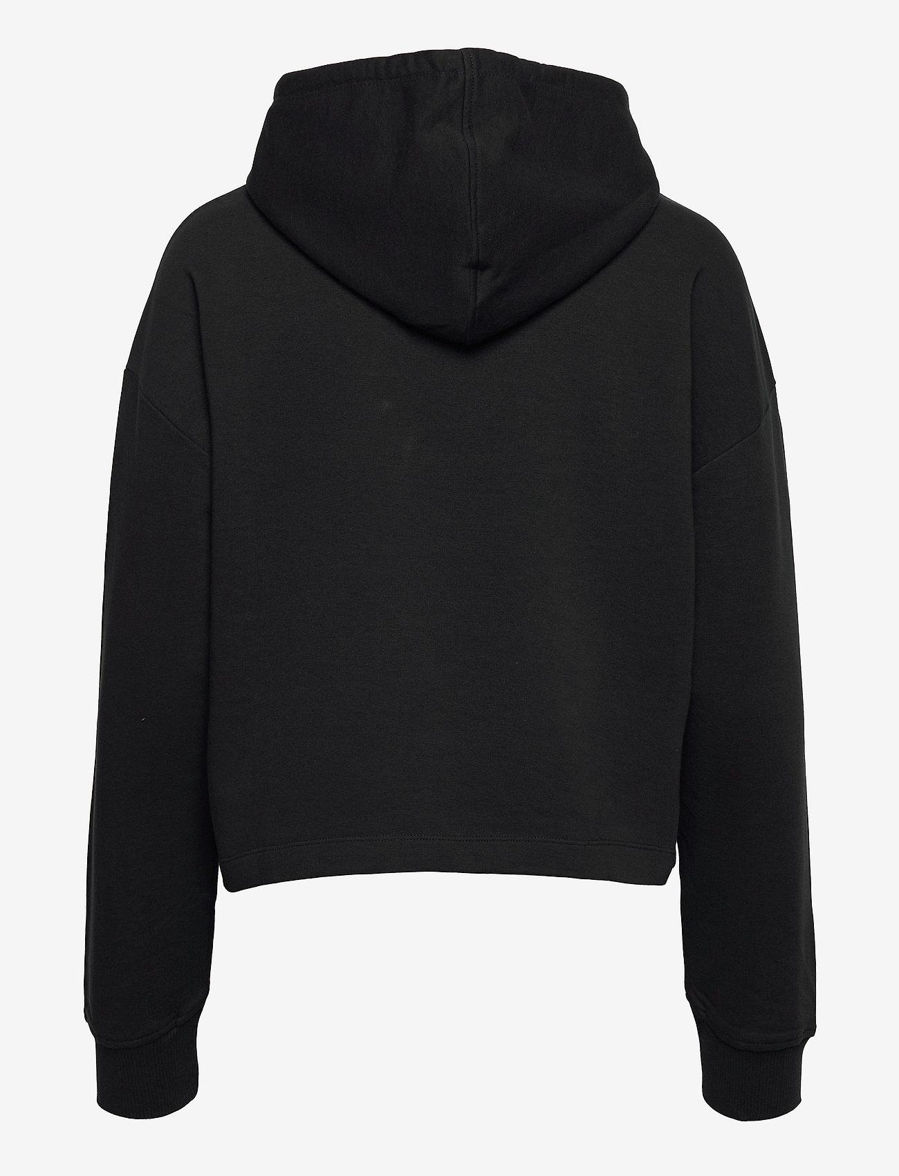 Champion - Hooded Sweatshirt - hættetrøjer - black beauty - 1