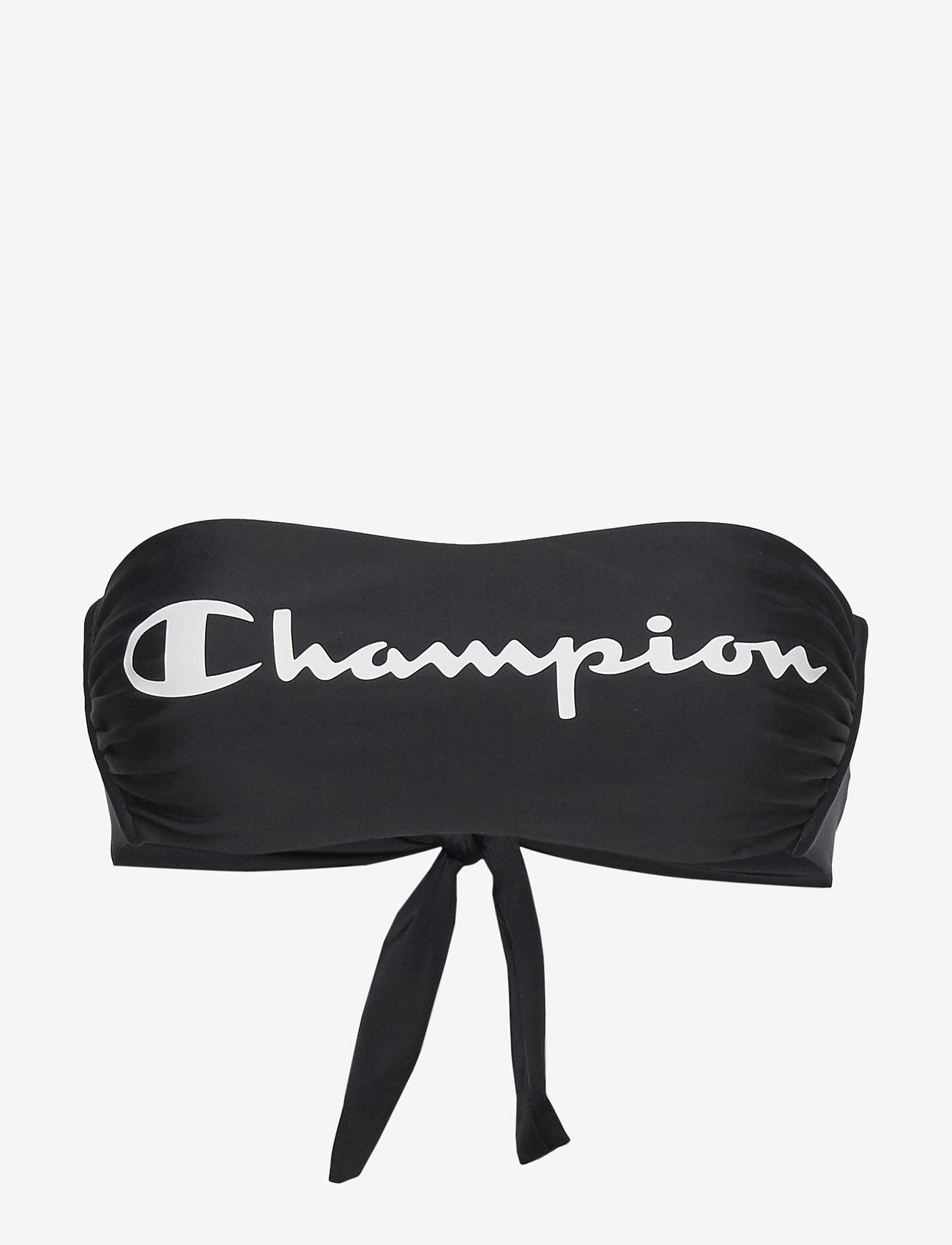 Champion - Swimming Top - góry strojów kąpielowych - black beauty - 0