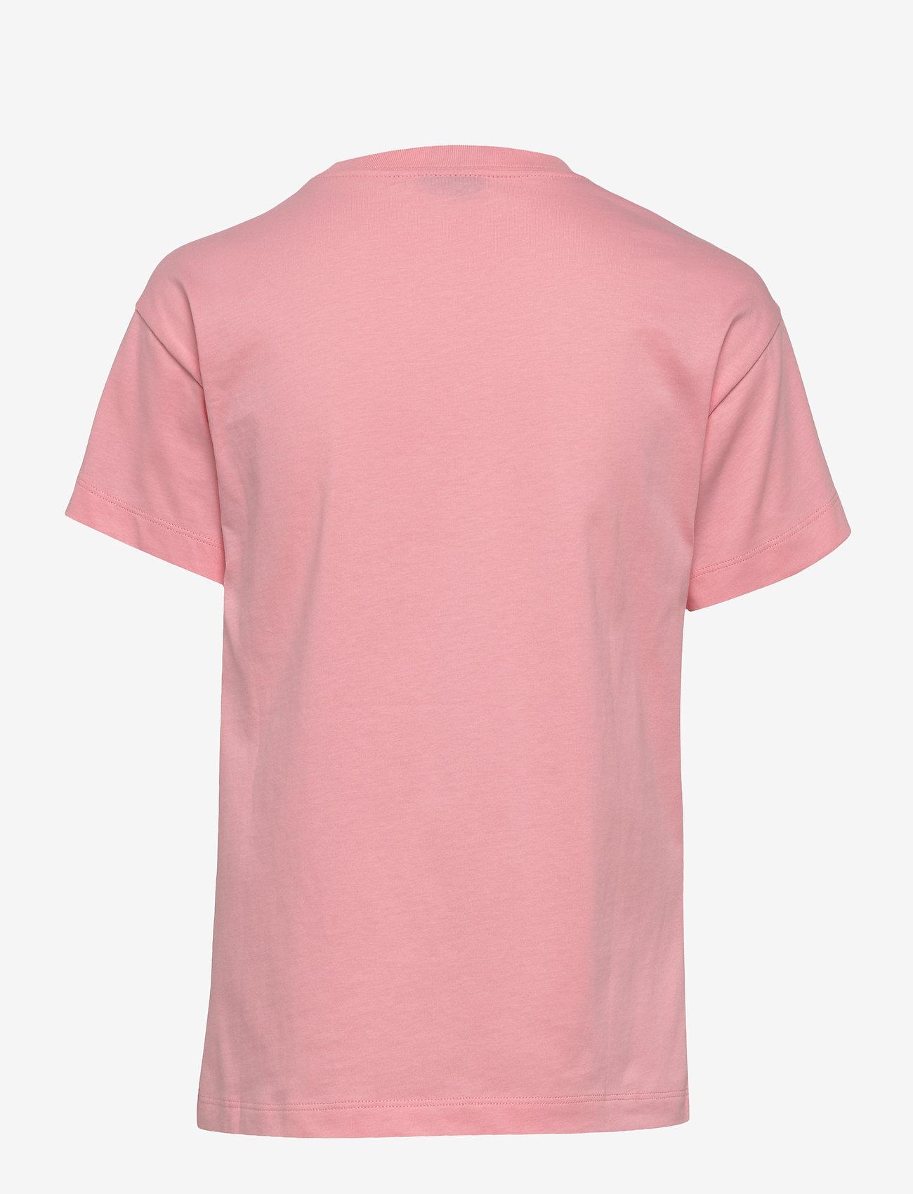 Champion Crewneck T-Shirt - T-shirty i zopy CANDY PINK - Kobiety Odzież.