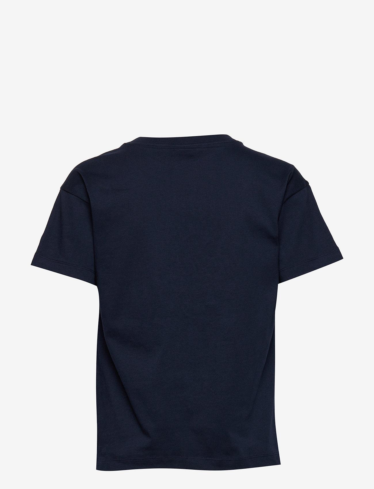 Champion Crewneck T-Shirt - T-shirty i zopy NAVY BLAZER - Kobiety Odzież.