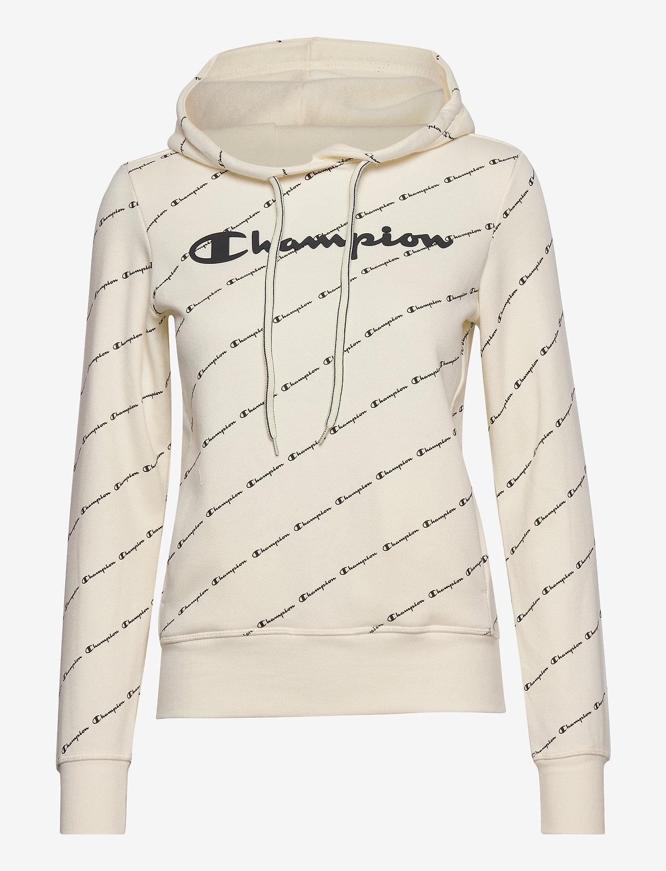 Champion - Hooded Sweatshirt - hupparit - papyrus al (ofw) - 0