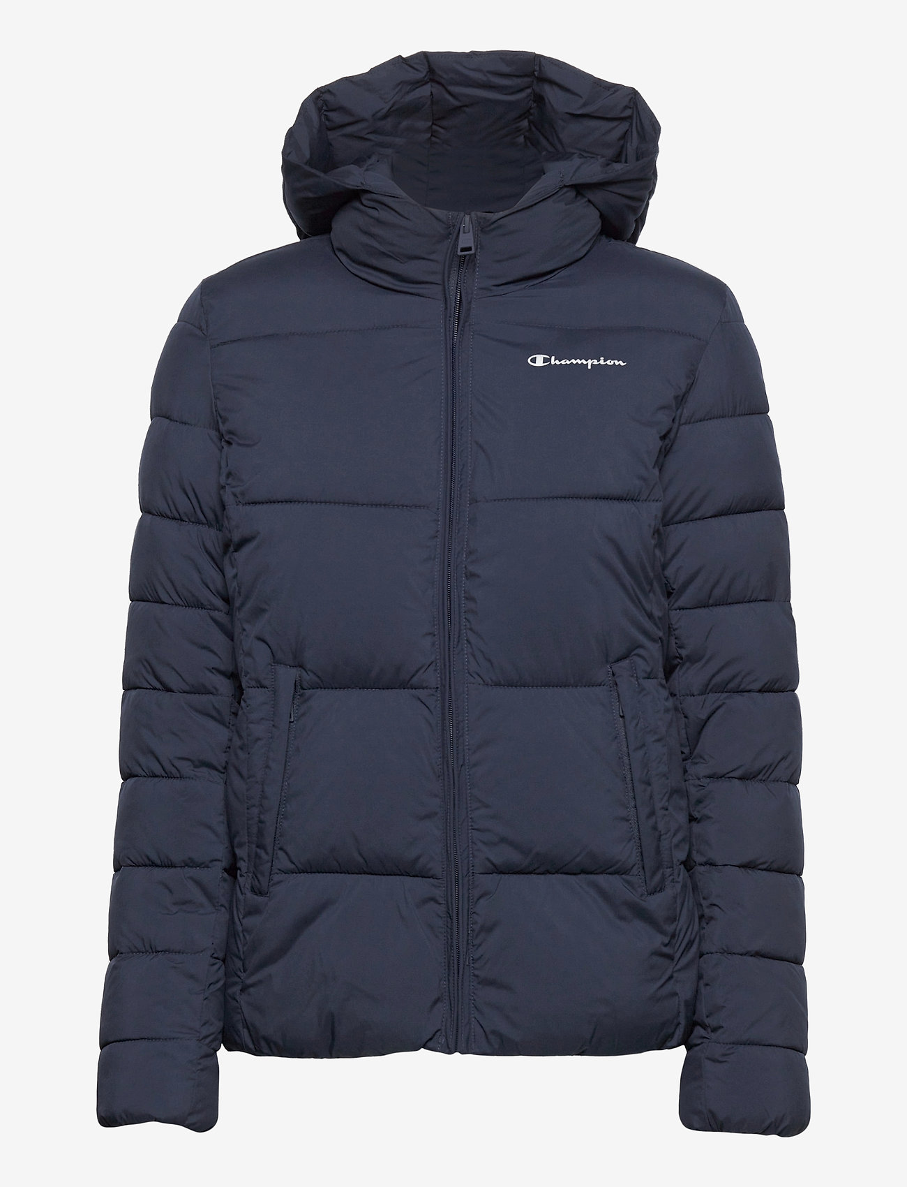 Champion - Hooded Polyfilled Jacket - trainingsjacken - sky captain - 1