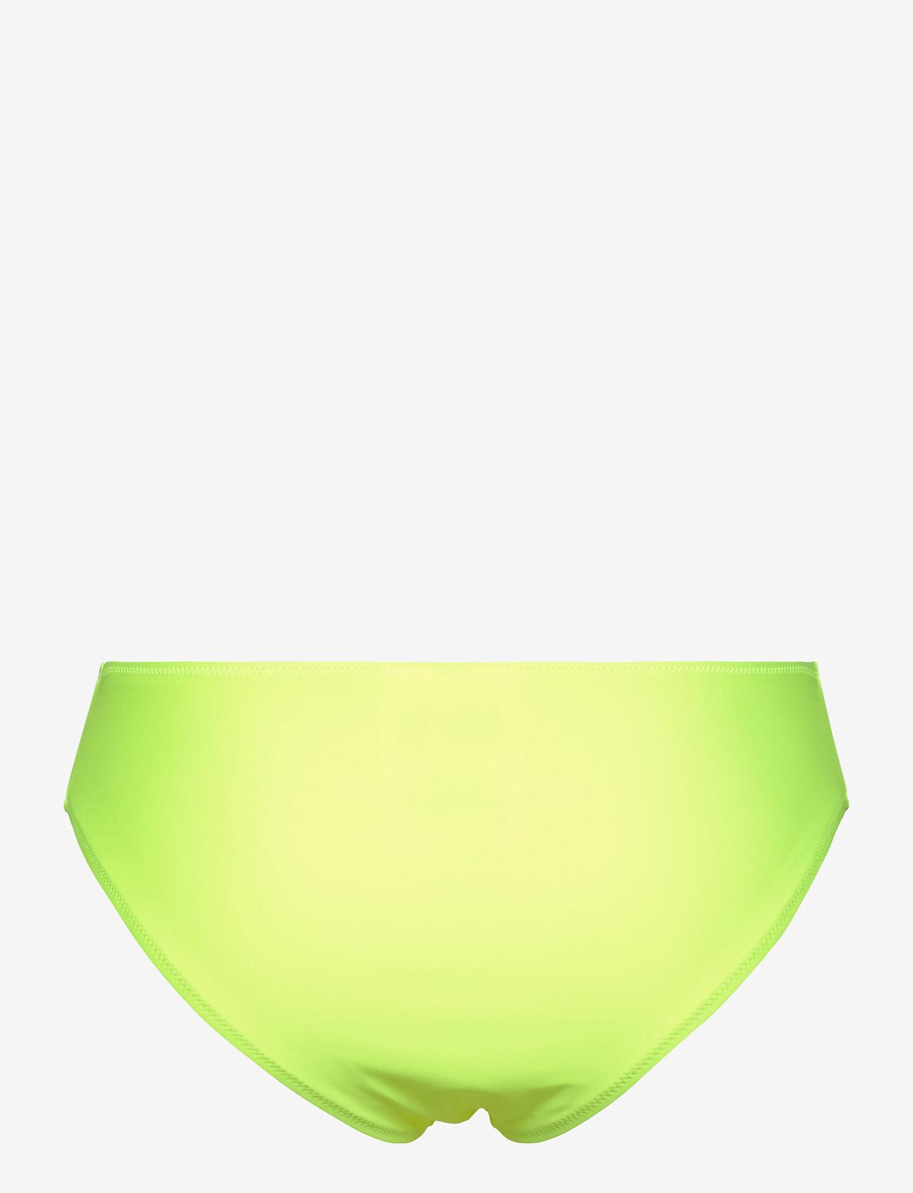 Champion - Bikini Bottom - doły strojów kąpielowych - safety yellow fluo - 1