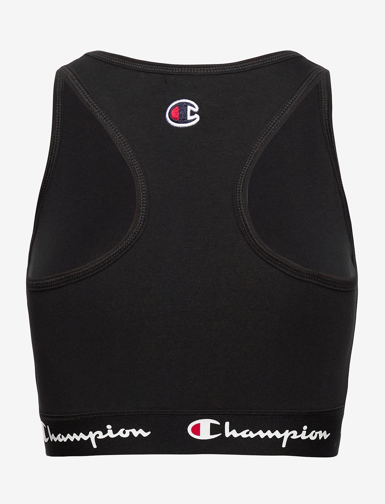 Champion - Bra - urheiluliivit - black beauty - 1