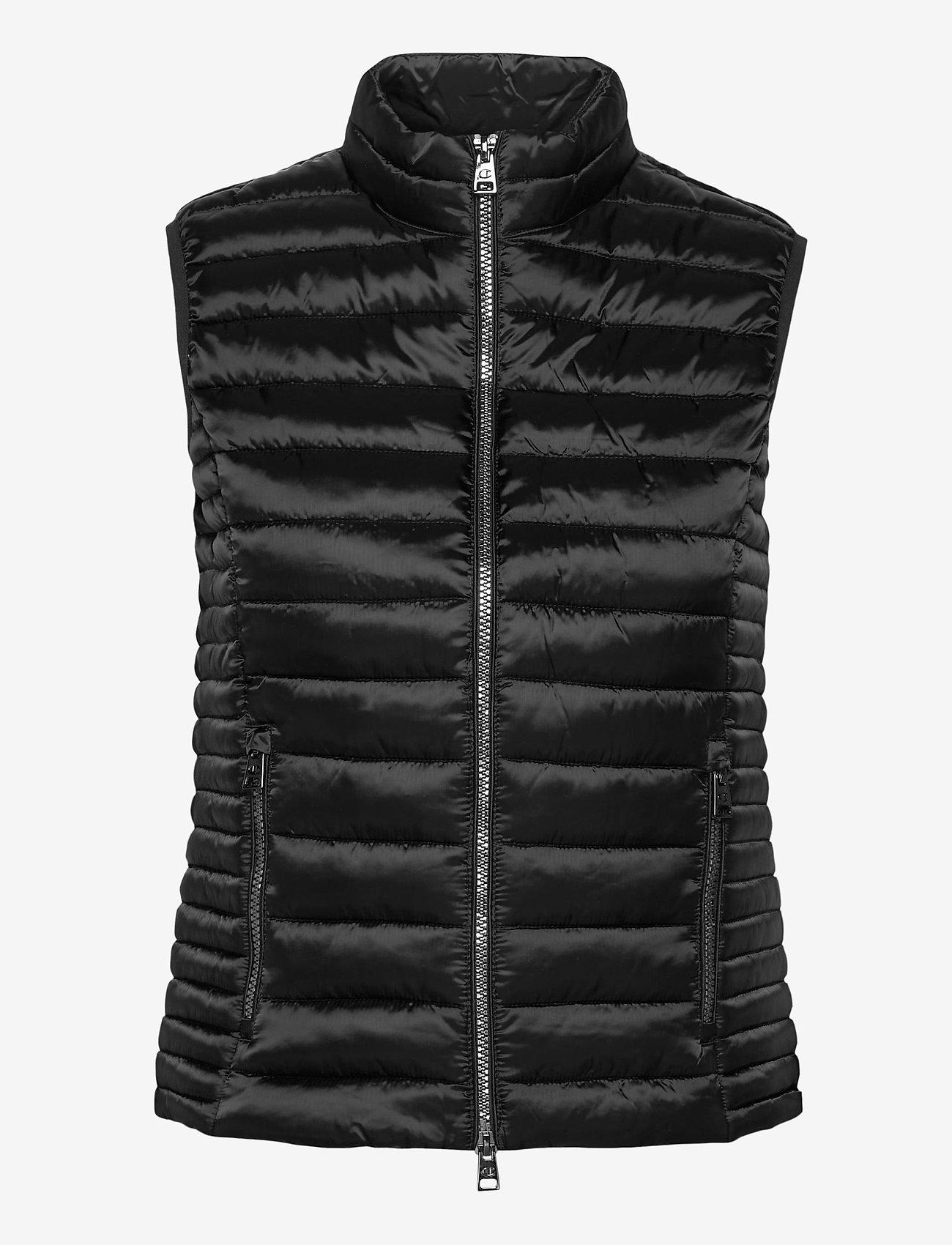 Champion - Vest - puffer vests - black - 0