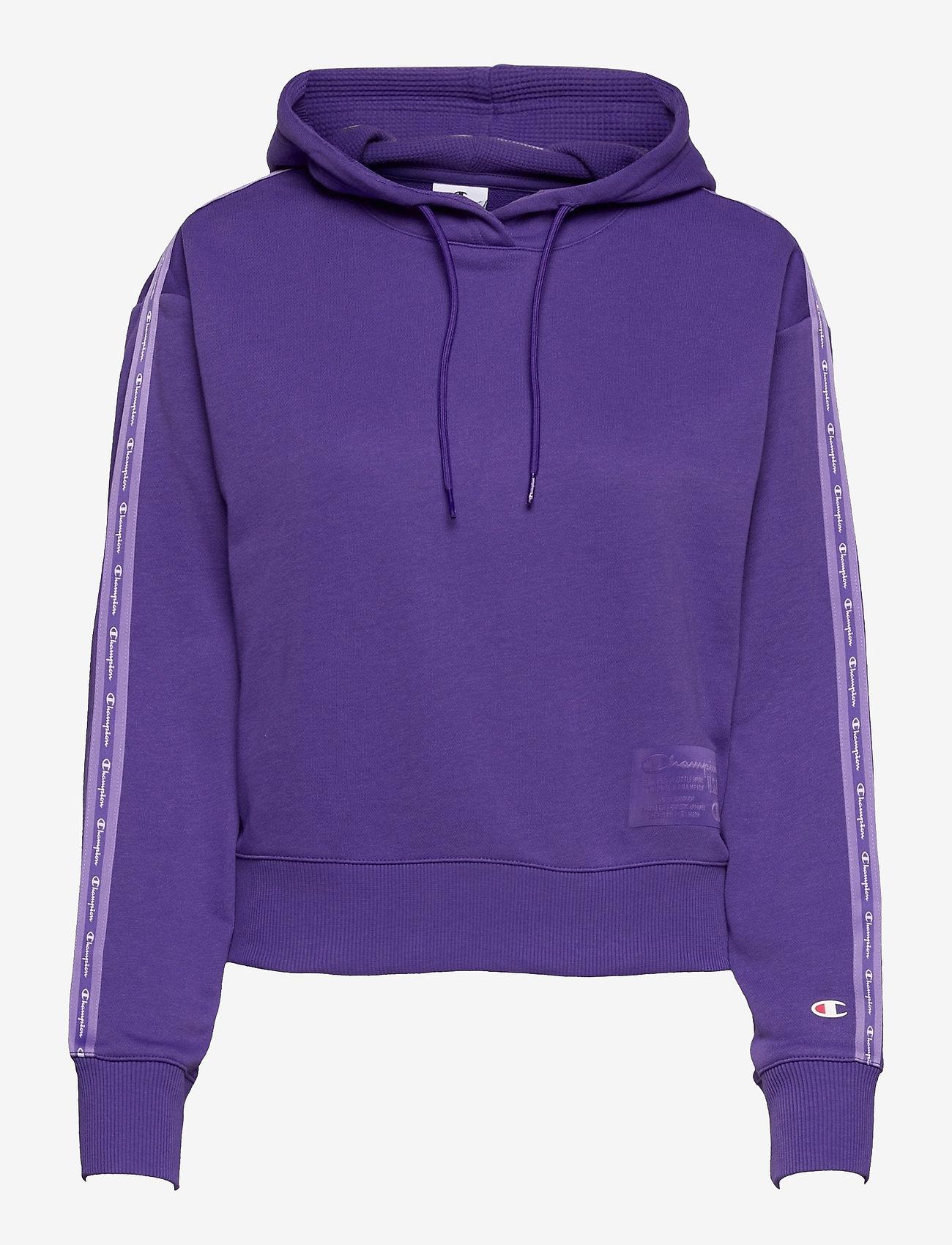 Champion - Hooded Sweatshirt - hættetrøjer - liberty - 0