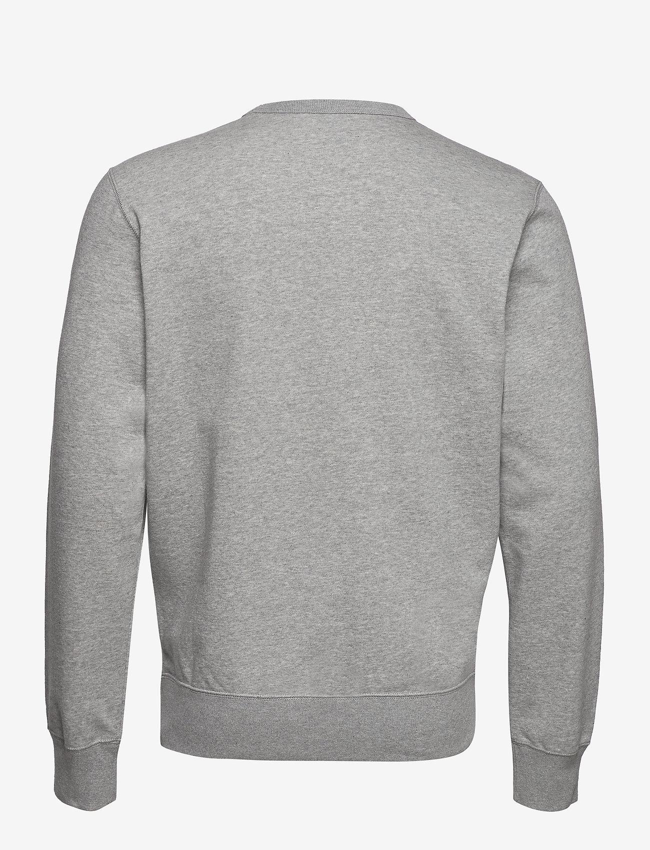 Champion Crewneck Sweatshirt - Sweatshirts OXFORD GREY - Menn Klær
