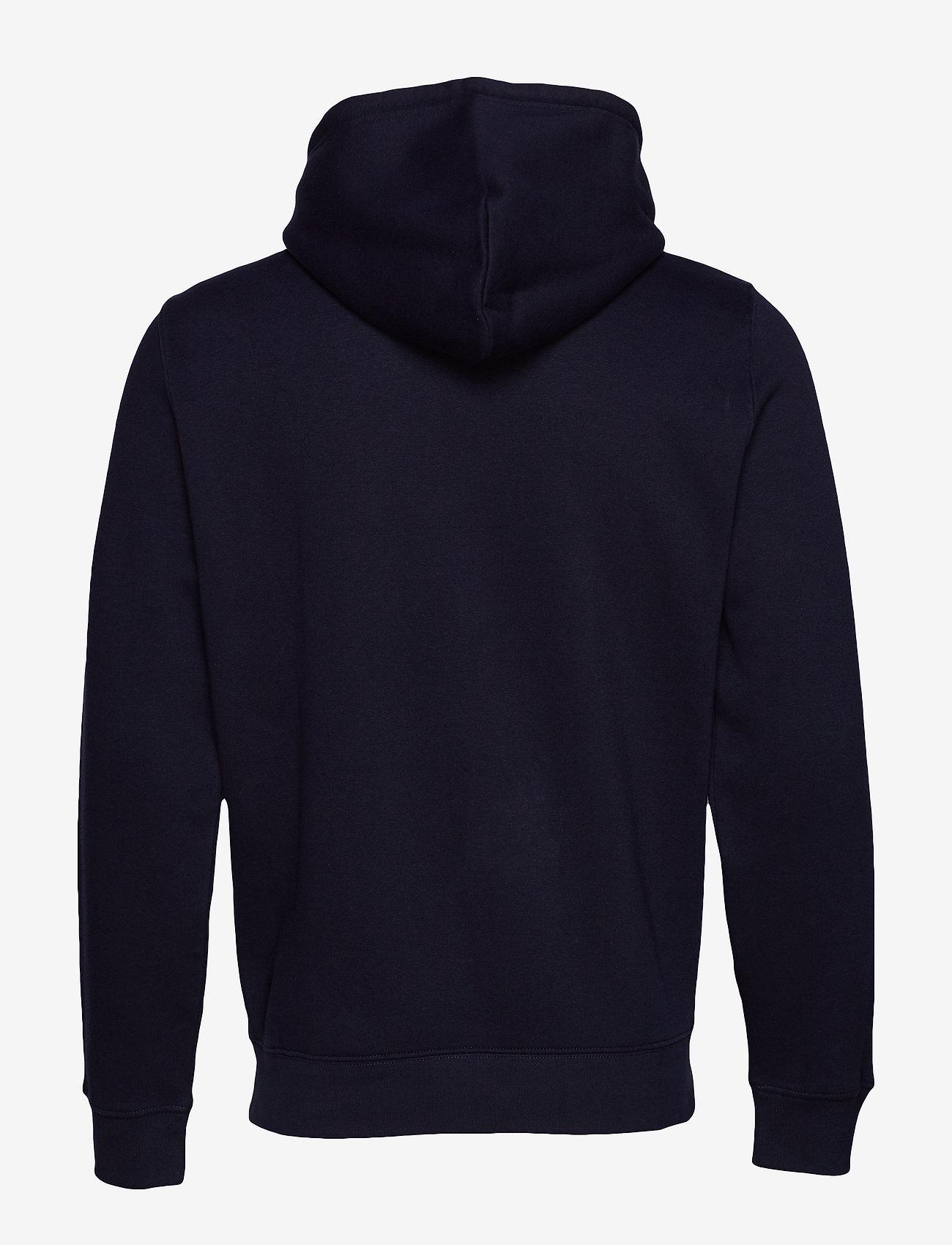 Champion Hooded Full Zip Sweatshirt - Sweatshirts Sky Captain