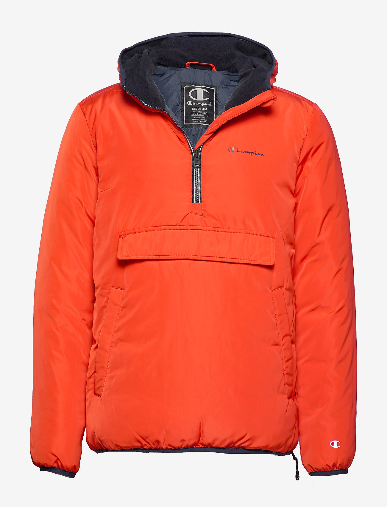 Champion - Hooded Jacket - anoraki - tangerine tango - 0