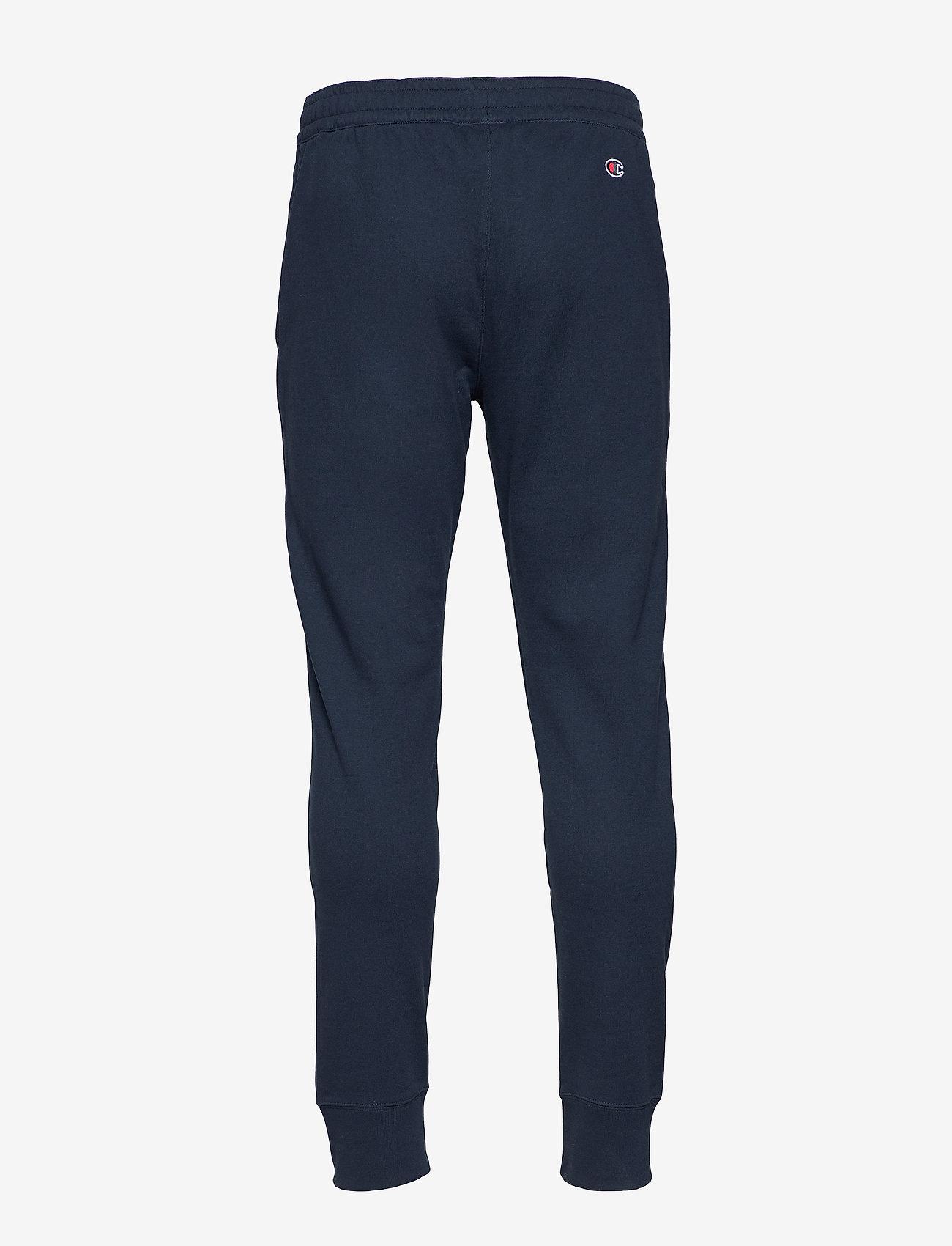 Champion - Rib Cuff Pants - treenihousut - navy blazer - 1