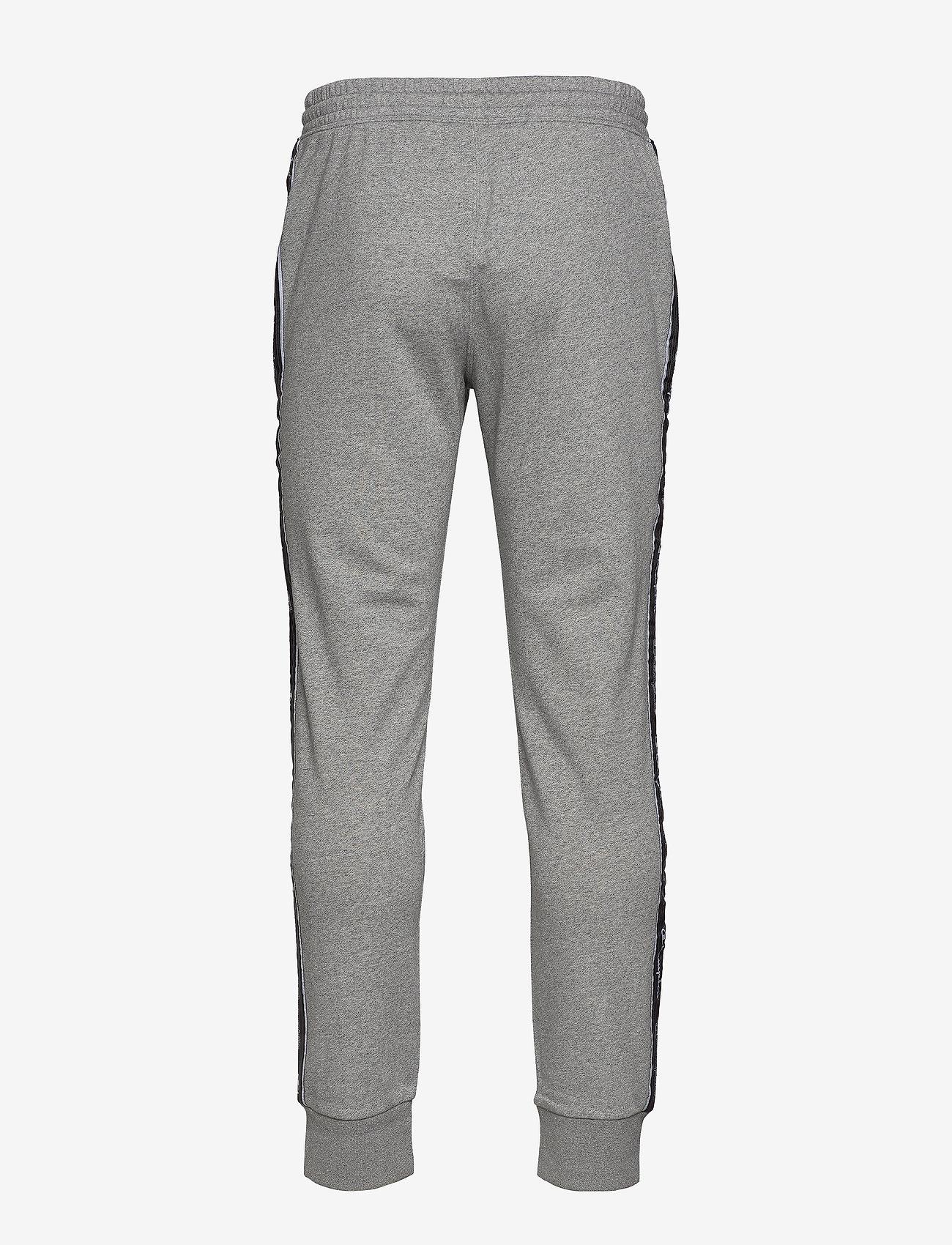 Champion - Rib Cuff Pants - treenihousut - graphite grey melange jasp - 1