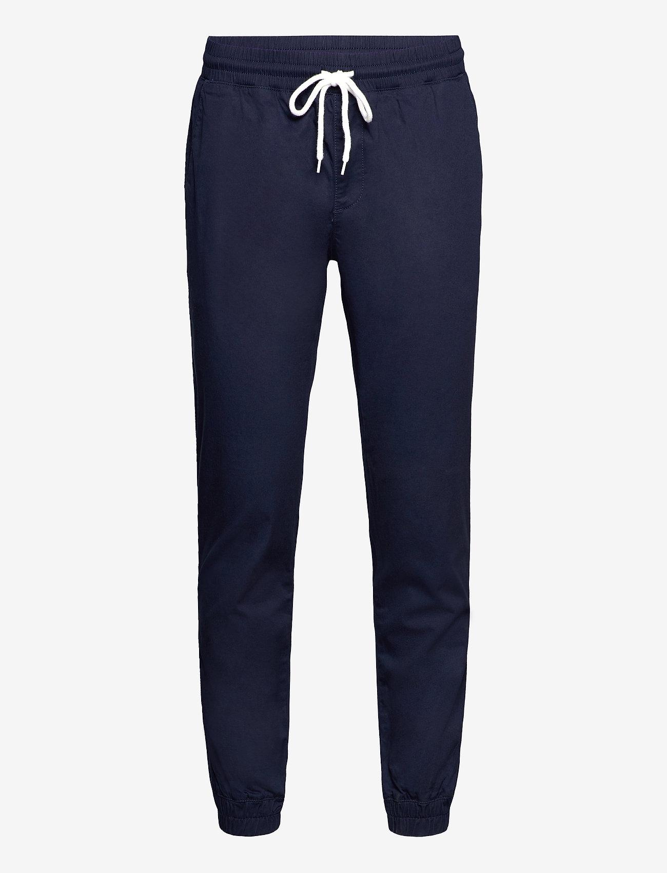Champion - Elastic Cuff Pants - treenihousut - navy blazer - 0