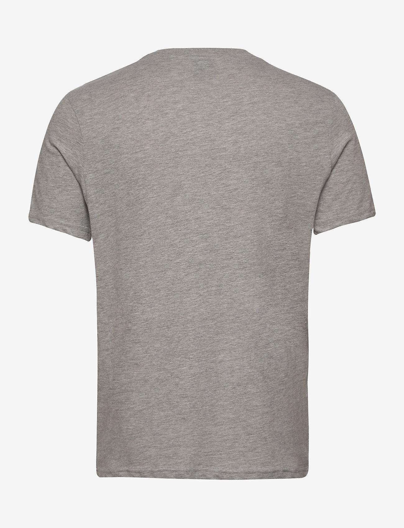 Champion Crewneck T-Shirt - T-skjorter GRAY MELANGE LIGHT - Menn Klær