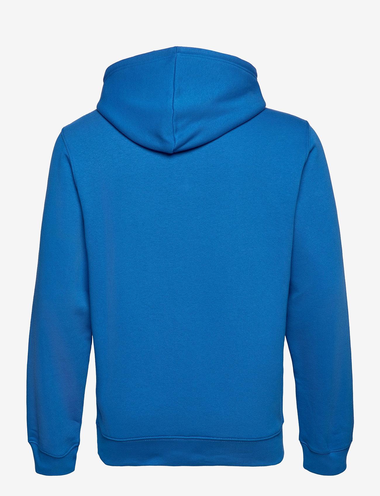 Champion Hooded Sweatshirt - Sweatshirts BALEINE BLUE - Menn Klær