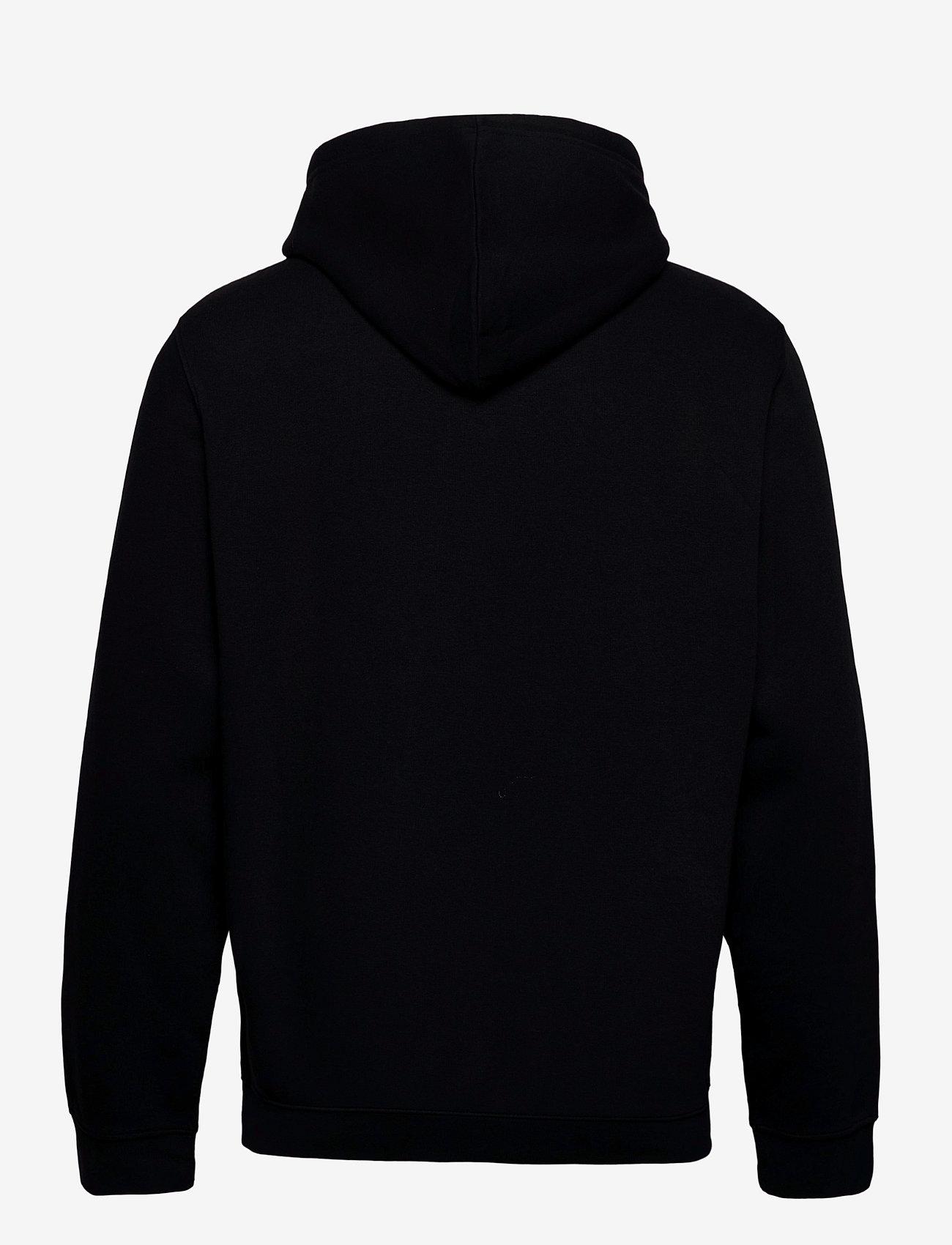 Champion Hooded Sweatshirt - Sweatshirts BLACK BEAUTY - Menn Klær