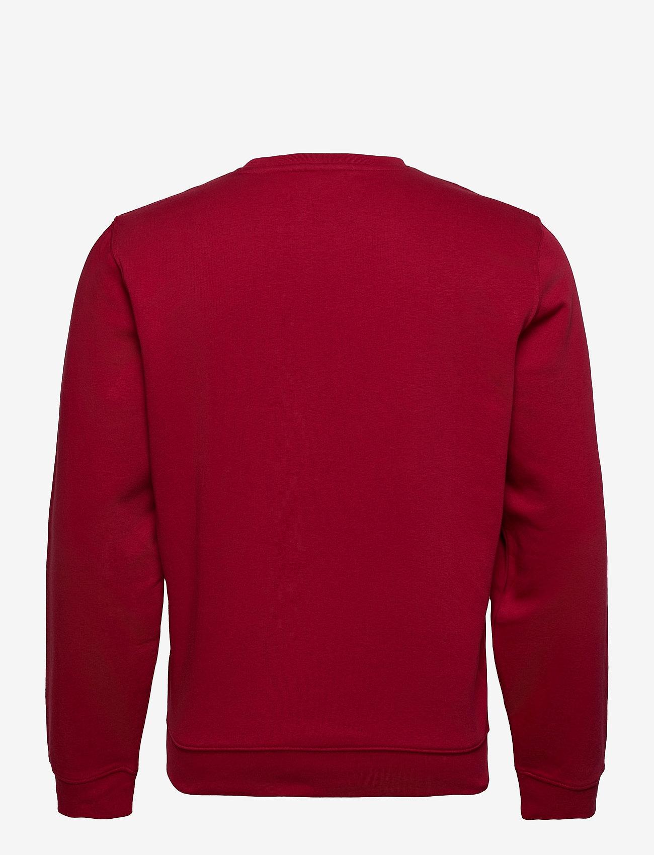 Champion Crewneck Sweatshirt - Sweatshirts RIO RED - Menn Klær