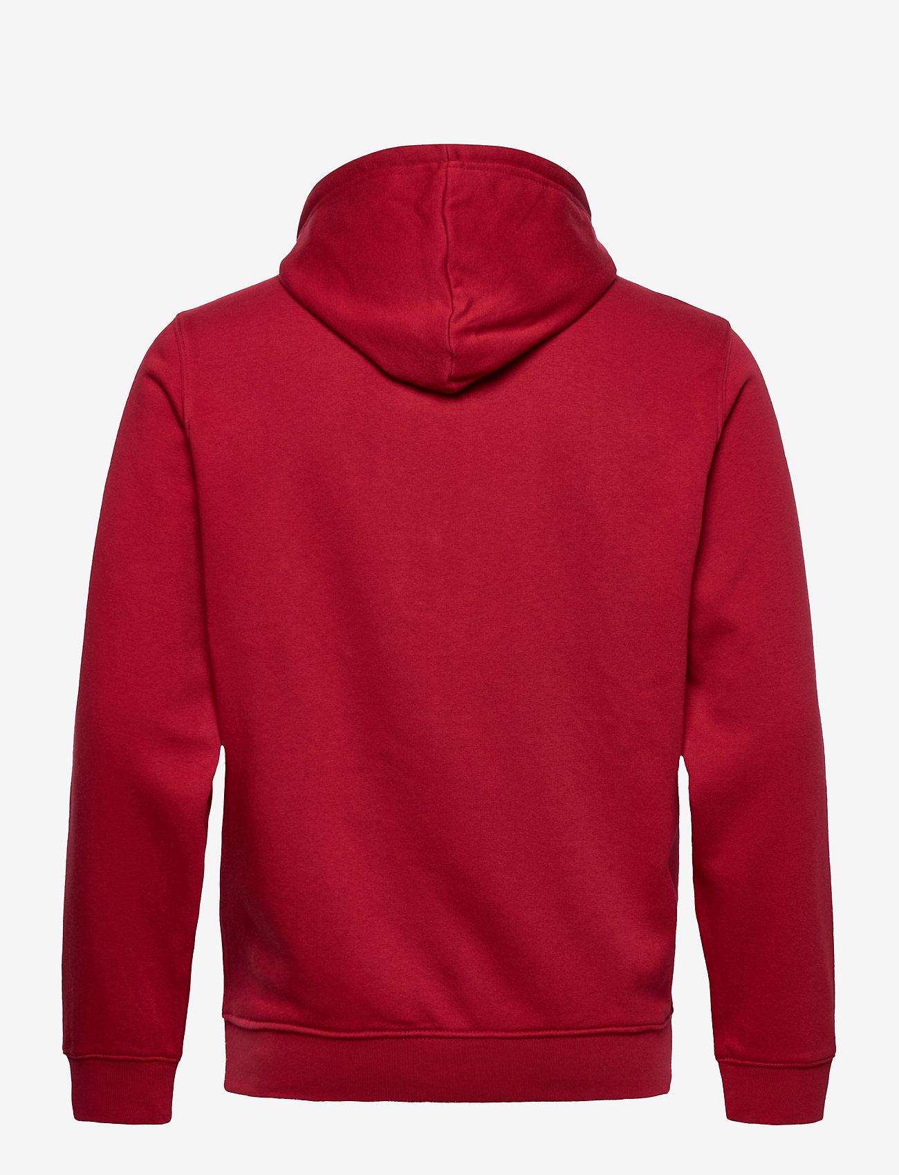 Champion Hooded Sweatshirt - Sweatshirts RIO RED - Menn Klær