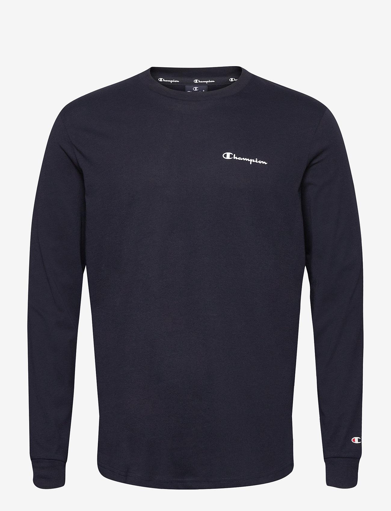 Long Sleeve Crewneck T Shirt