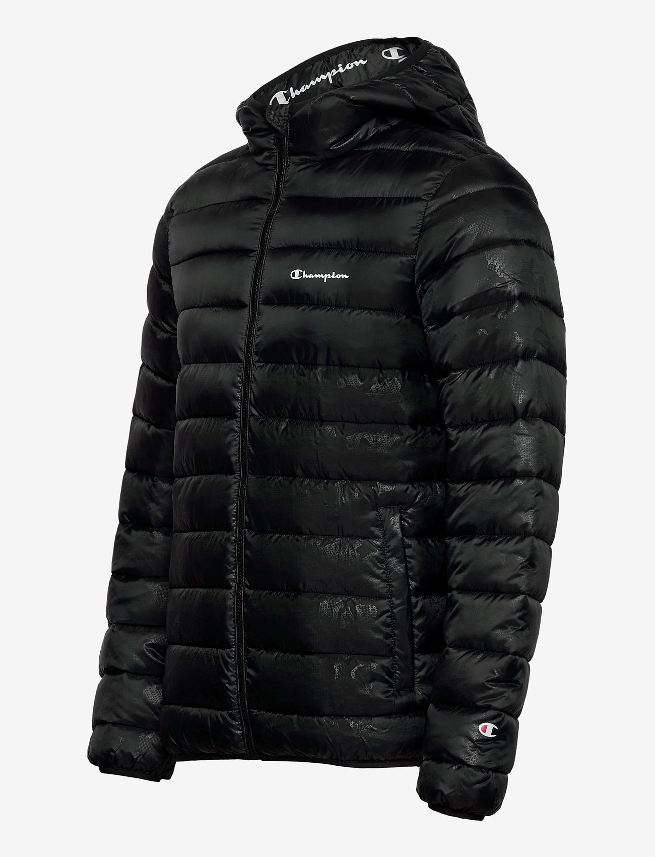 Champion Hooded Jacket - Jakker og frakker BLACK BEAUTY  AL (NBK) - Menn Klær