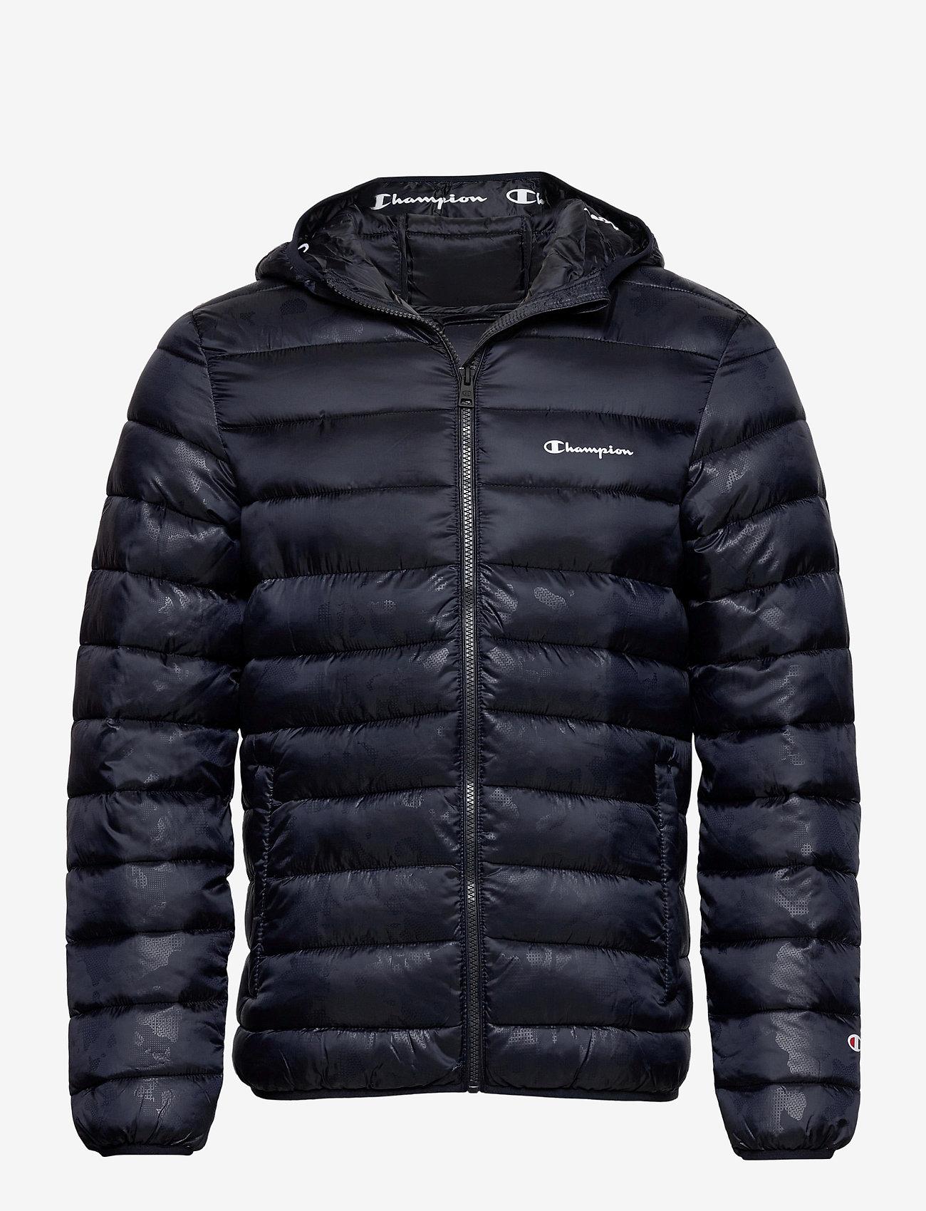 Champion - Hooded Jacket - athleisure-takit - sky captain al (nny) - 0
