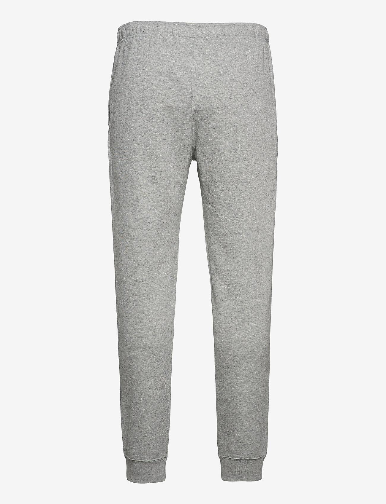 Champion - Rib Cuff Pants - treenihousut - gray melange light - 1