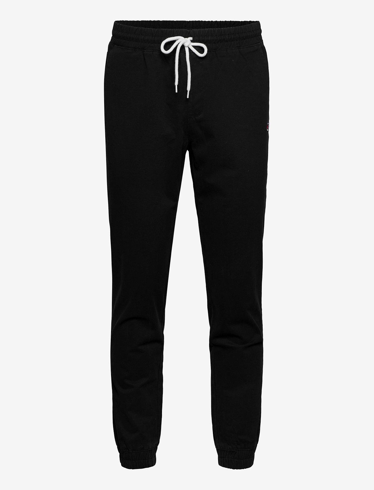 Champion Elastic Cuff Pants - Joggebukser BLACK BEAUTY - Menn Klær