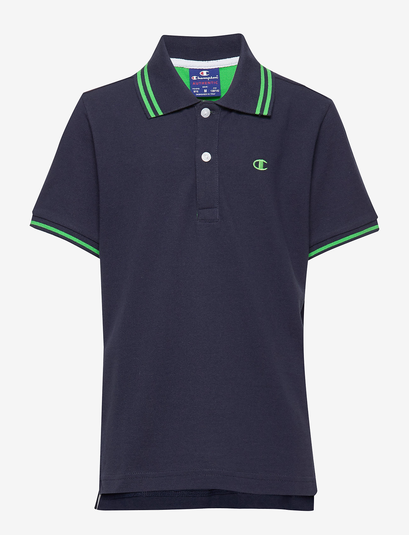 Champion - Polo - poloshirts - black iris - 0