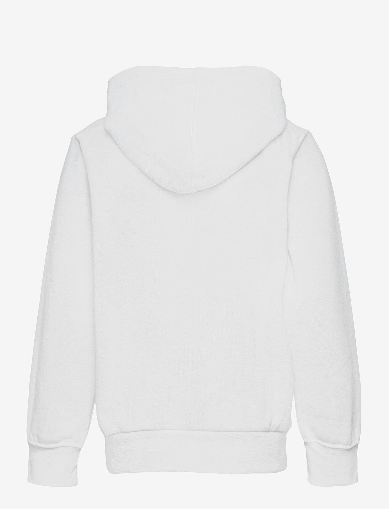 Champion - Hooded Sweatshirt - hoodies - white - 1