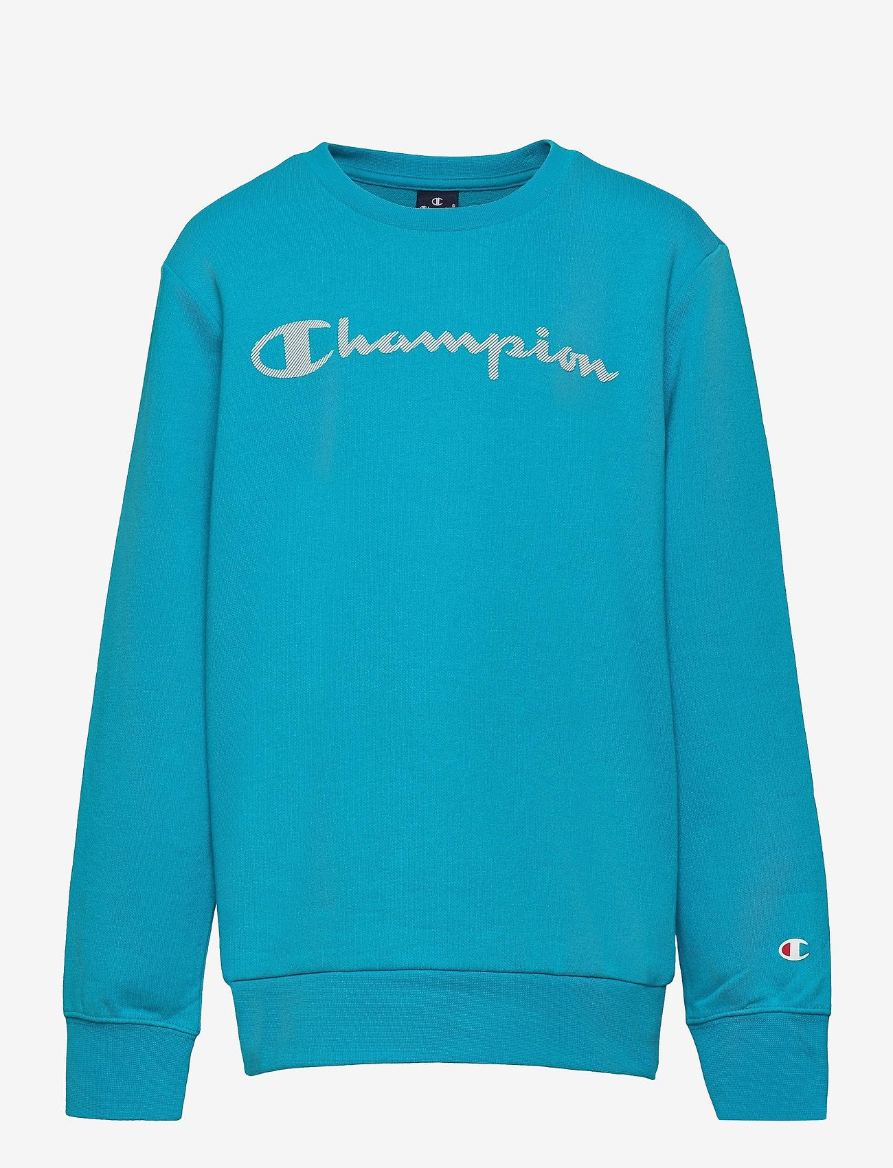 Champion - Crewneck Sweatshirt - sweatshirts - hawaiian ocean - 0