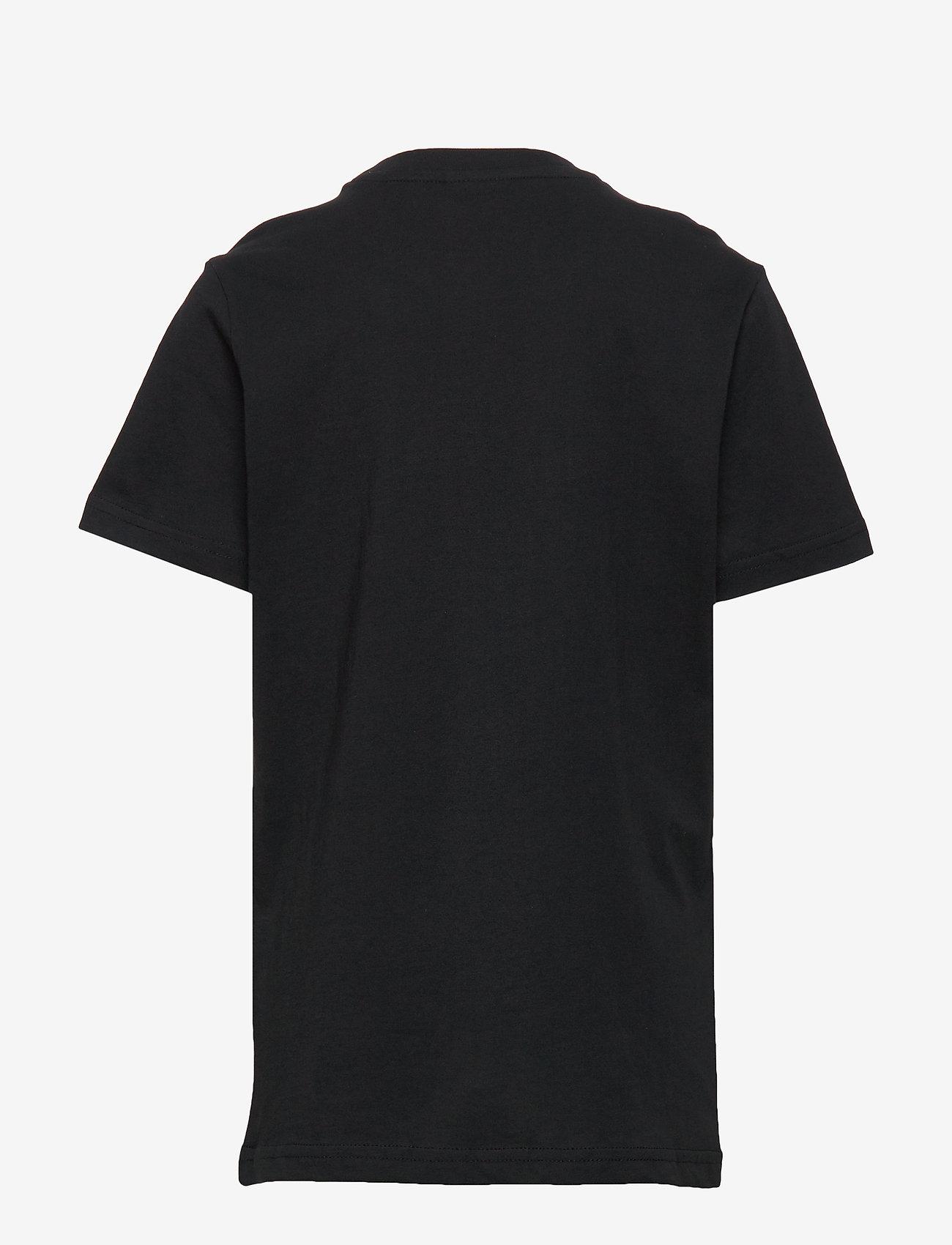 Champion - Crewneck T-Shirt - short-sleeved t-shirts - black beauty - 1