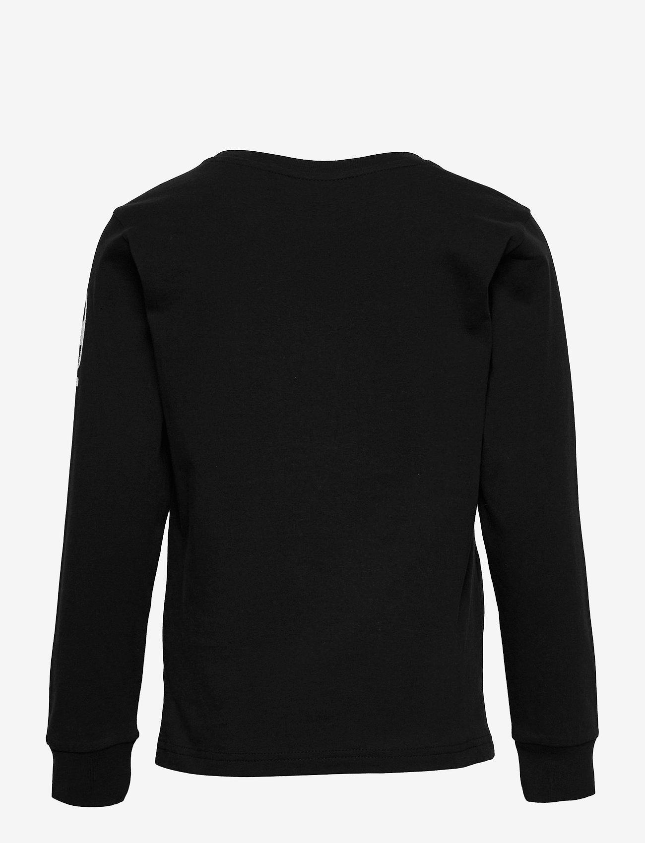 Champion - Long Sleeve Crewneck T-Shirt - long-sleeved t-shirts - sky captain - 1