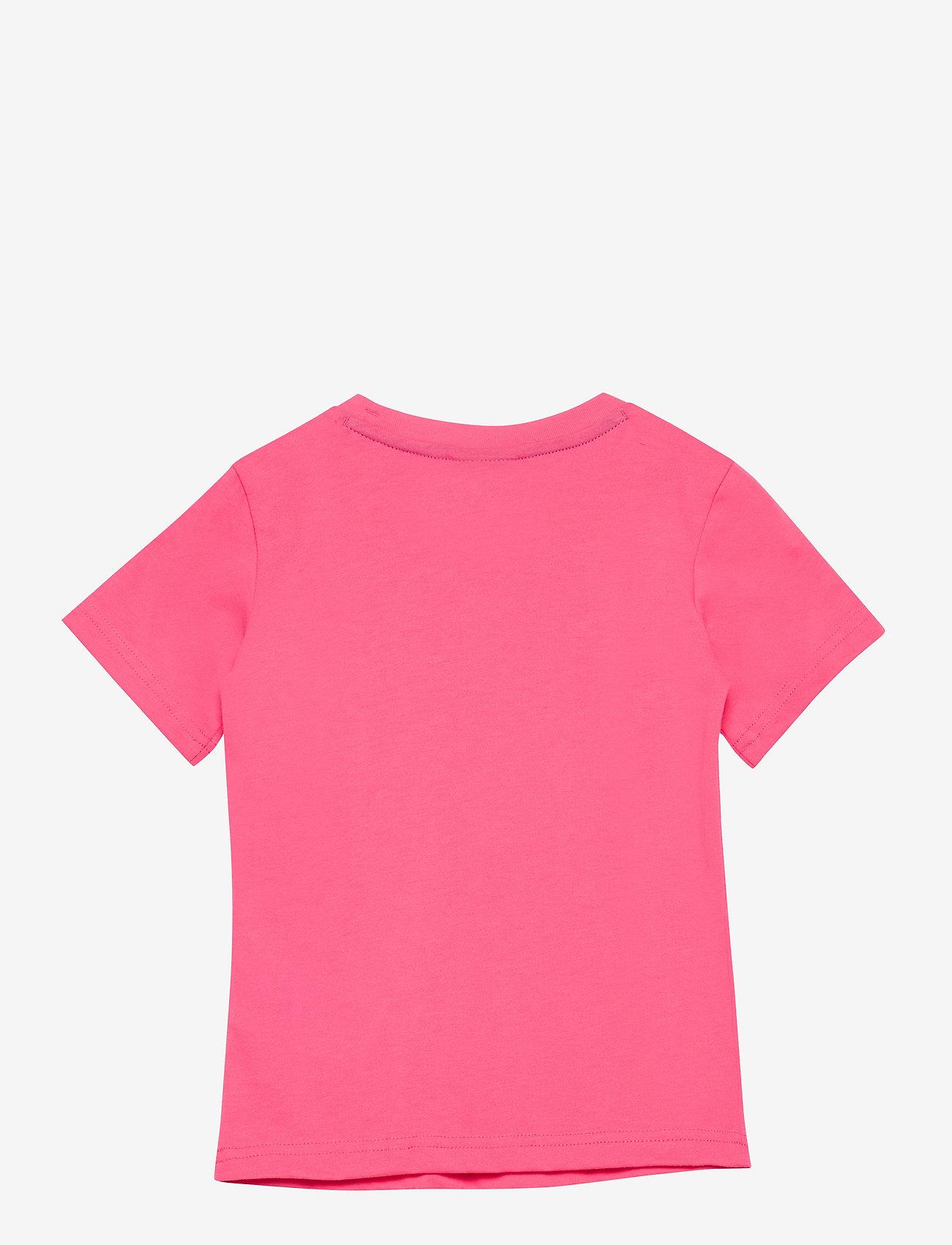 Crewneck T-shirt (Knochout Pink Fluo) (10.80 €) - Champion HUvYr