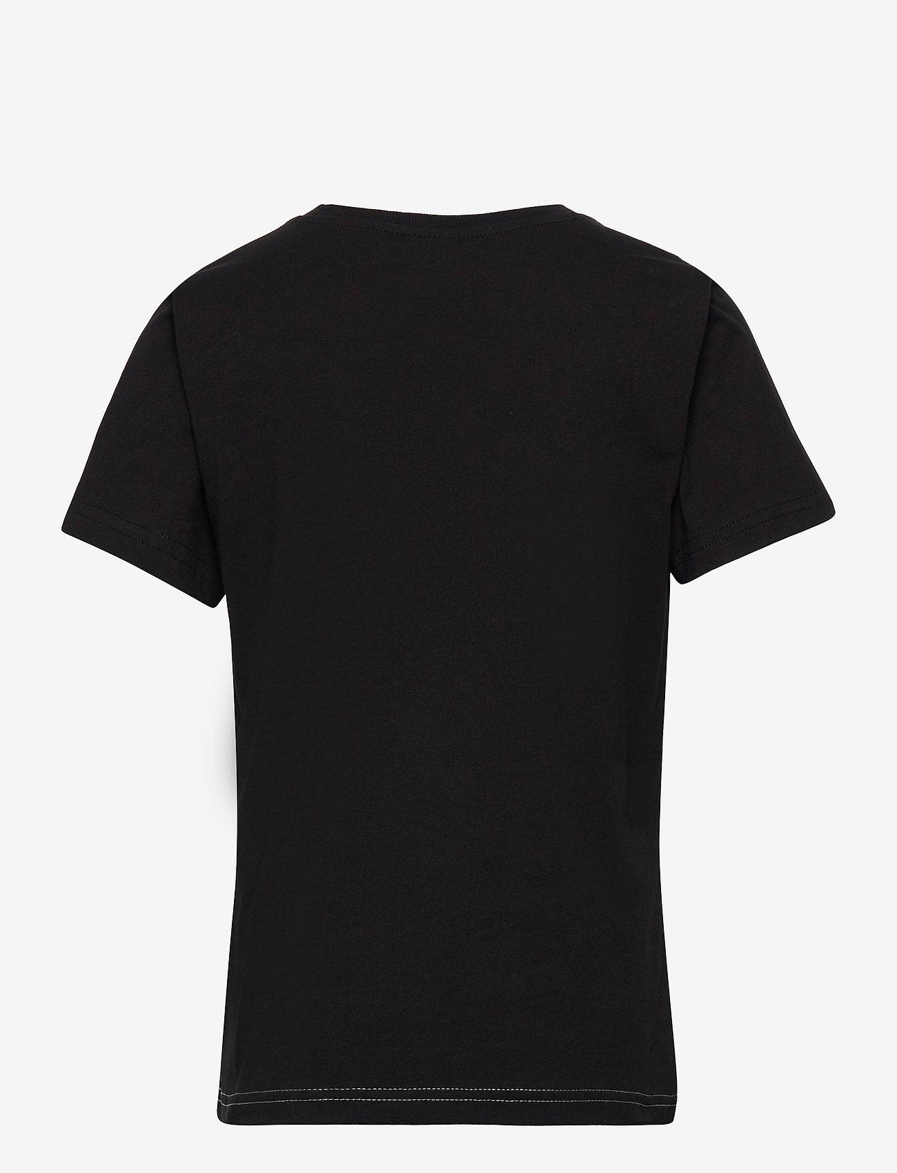 Champion - Crewneck T-Shirt - short-sleeved - black beauty - 1