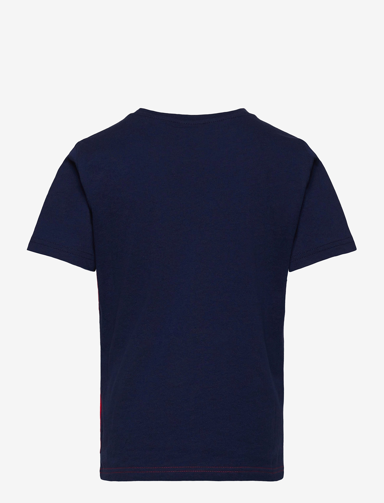 Champion - Crewneck T-Shirt - short-sleeved t-shirts - medieval blue - 1