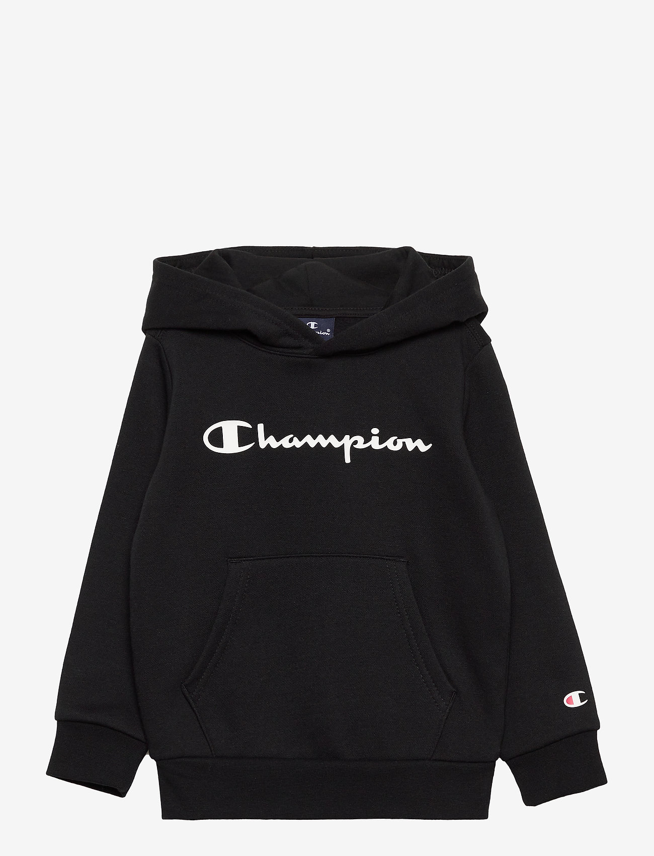 Champion - Hooded Sweatshirt - kapuzenpullover - black beauty - 0