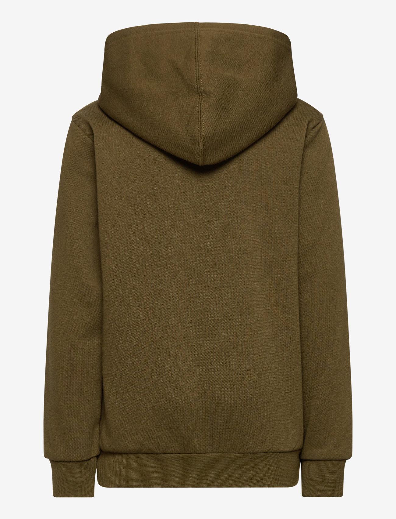 Champion - Hooded Sweatshirt - kapuzenpullover - military olive - 1