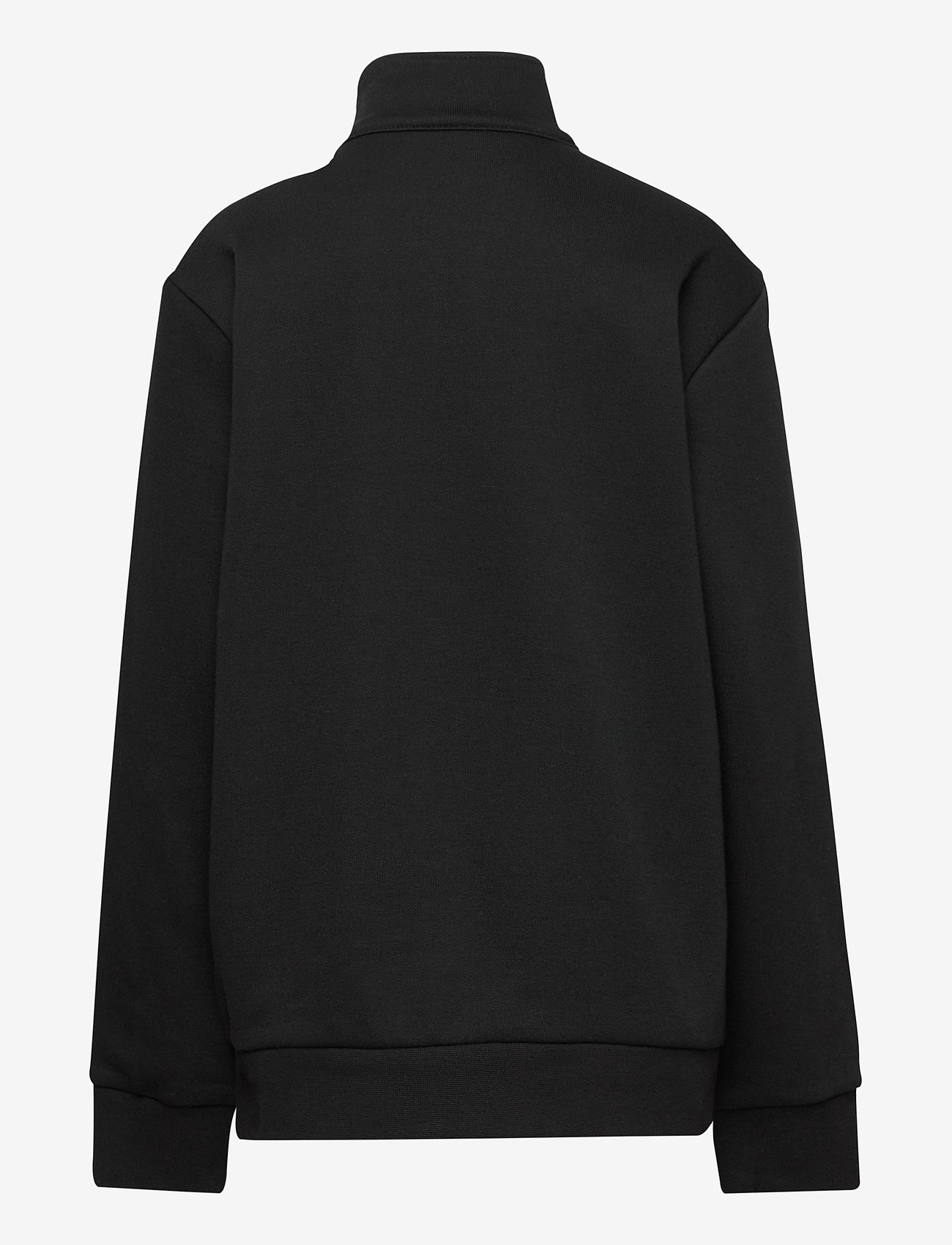 Champion - Half Zip Sweatshirt - sweatshirts - black beauty - 1