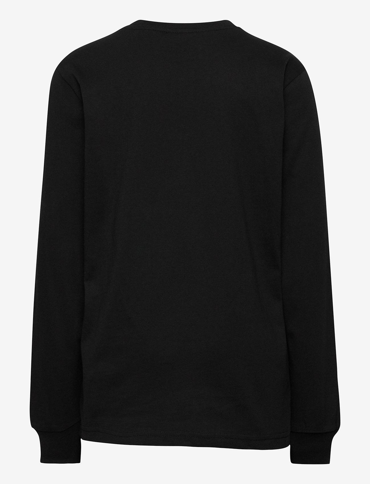 Champion - Long Sleeve T-Shirt - sweatshirts - black beauty - 1