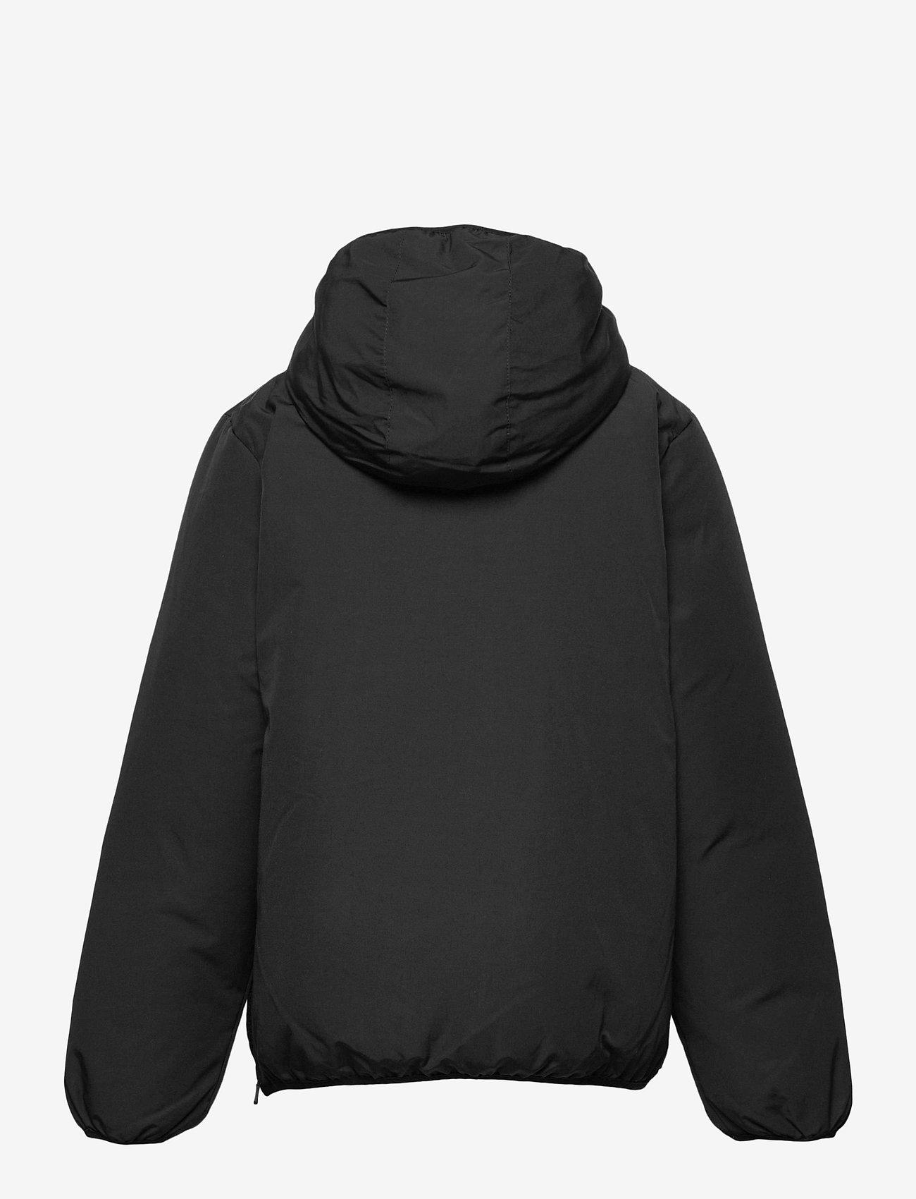 Champion - Hooded Jacket - isolerede jakker - black beauty - 1
