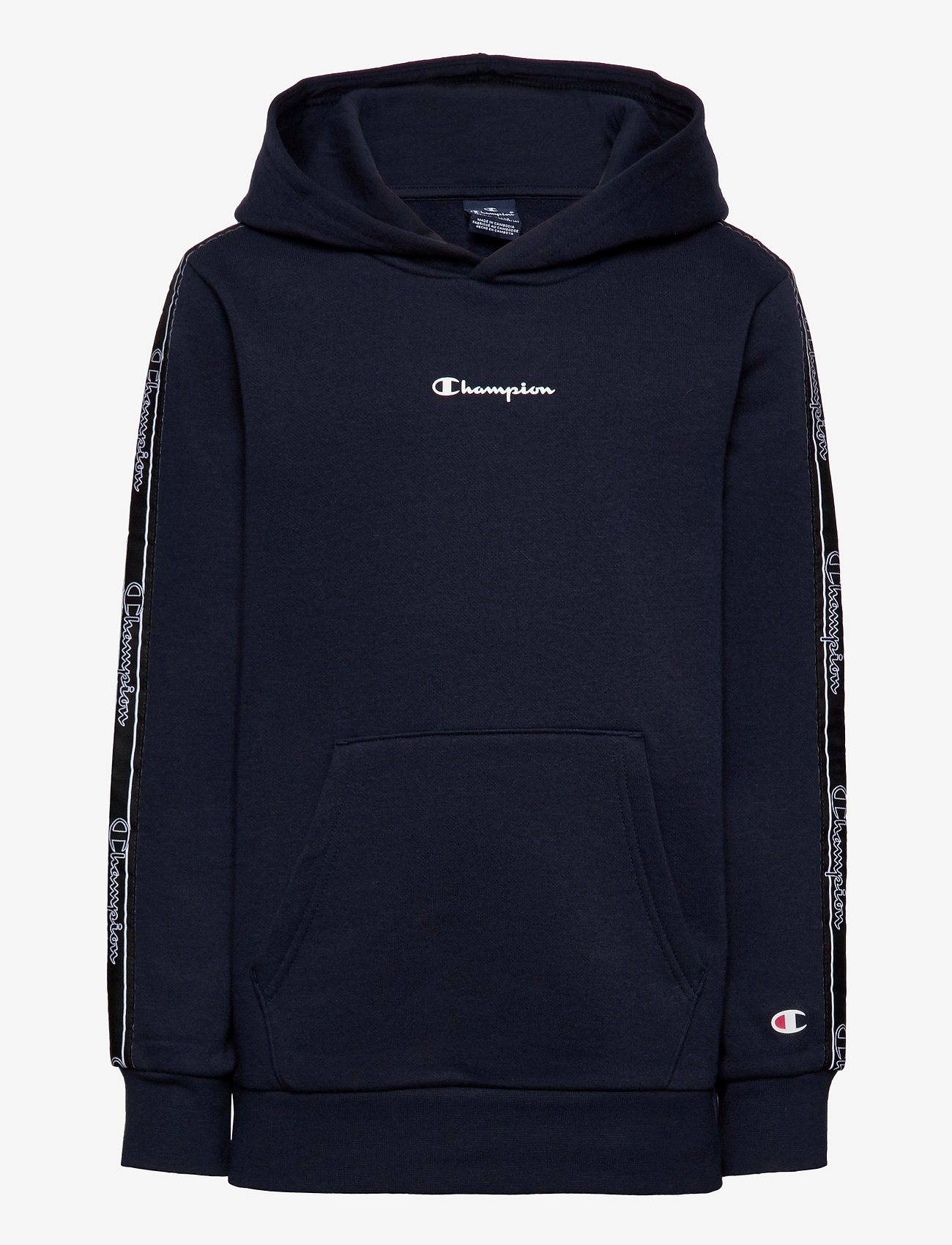 Champion - Hooded Sweatshirt - kapuzenpullover - sky captain - 0