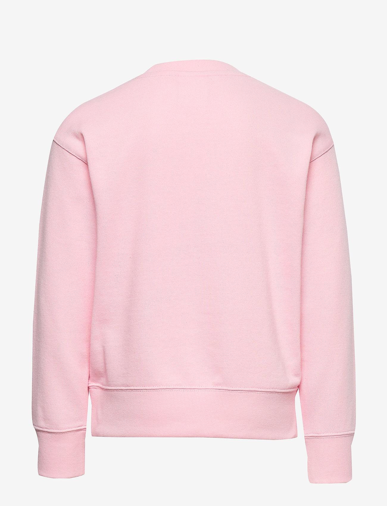 Champion - Crewneck Sweatshirt - sweatshirts - parfait pink - 1