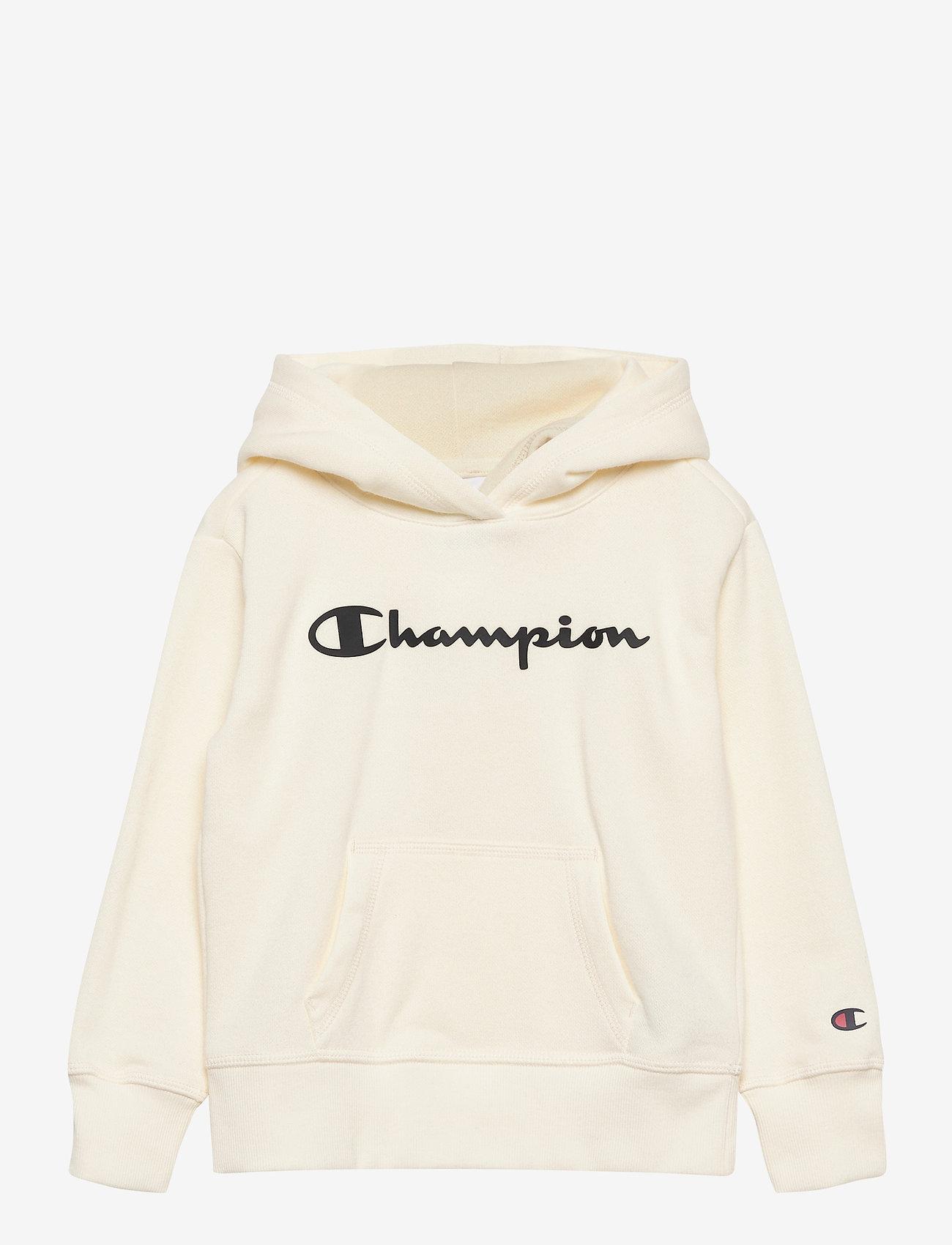 Champion - Hooded Sweatshirt - kapuzenpullover - papyrus - 0