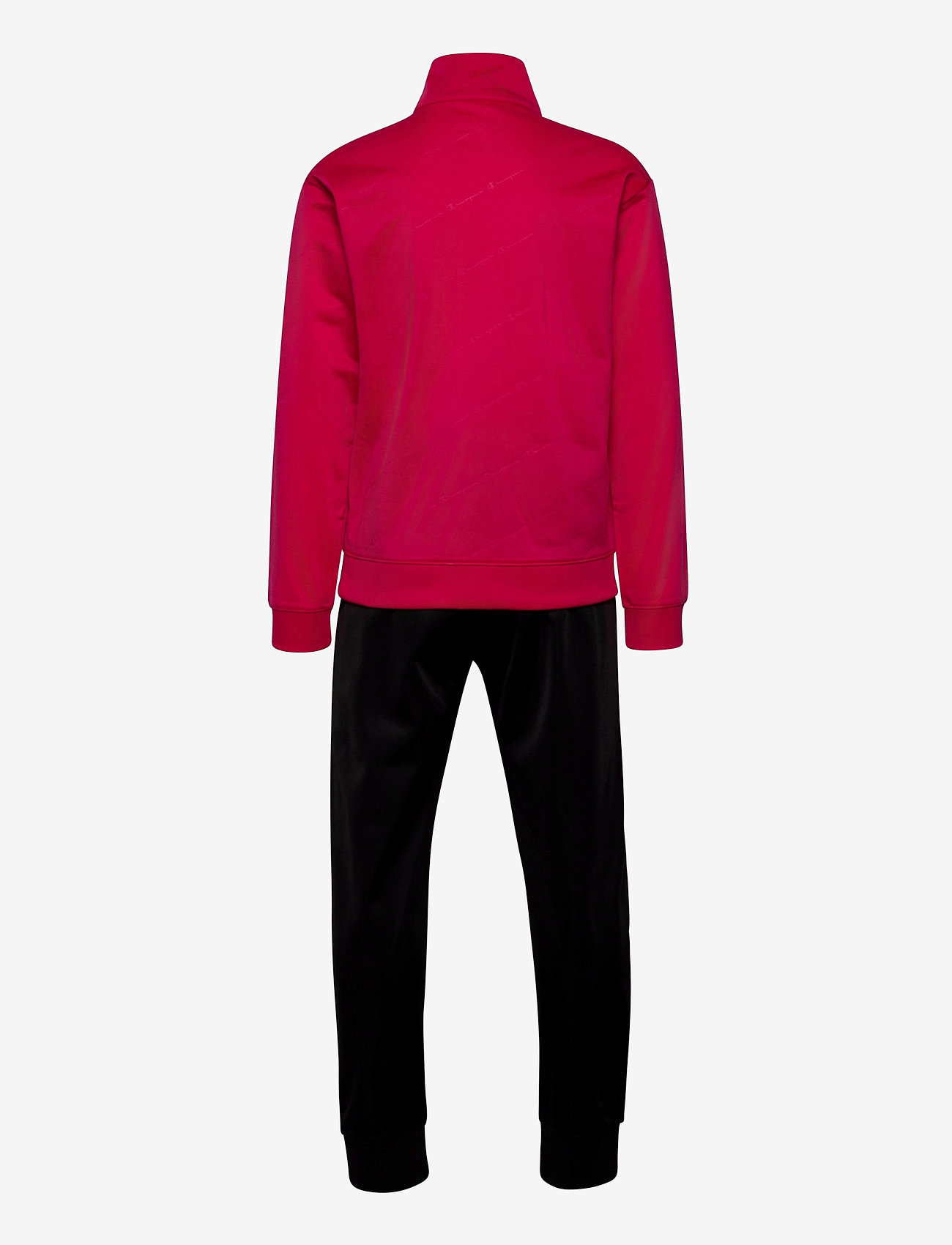 Champion - Full Zip Suit - trainingsanzug - virtual pink (al) vpk - 1