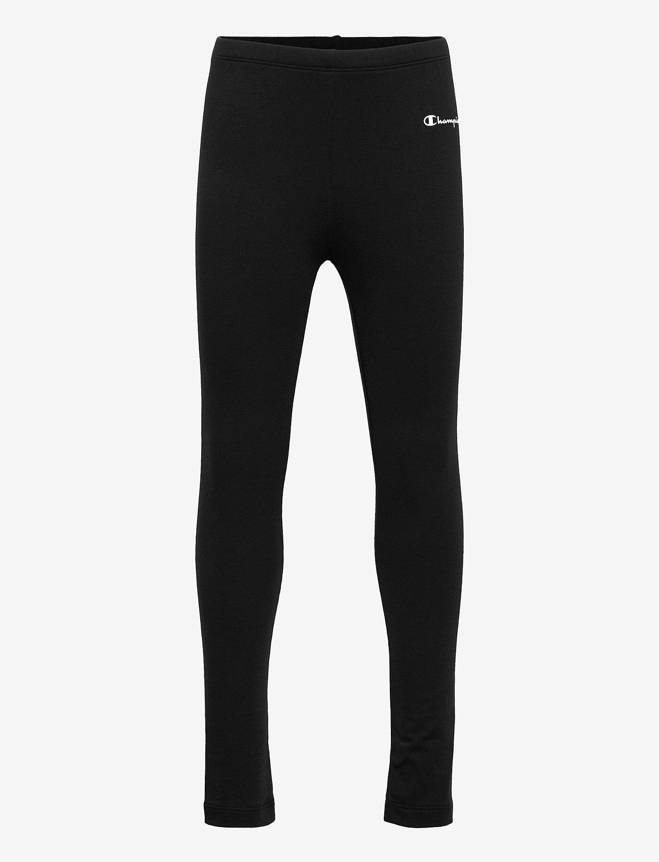 Champion - Leggings - leggings - black beauty - 0