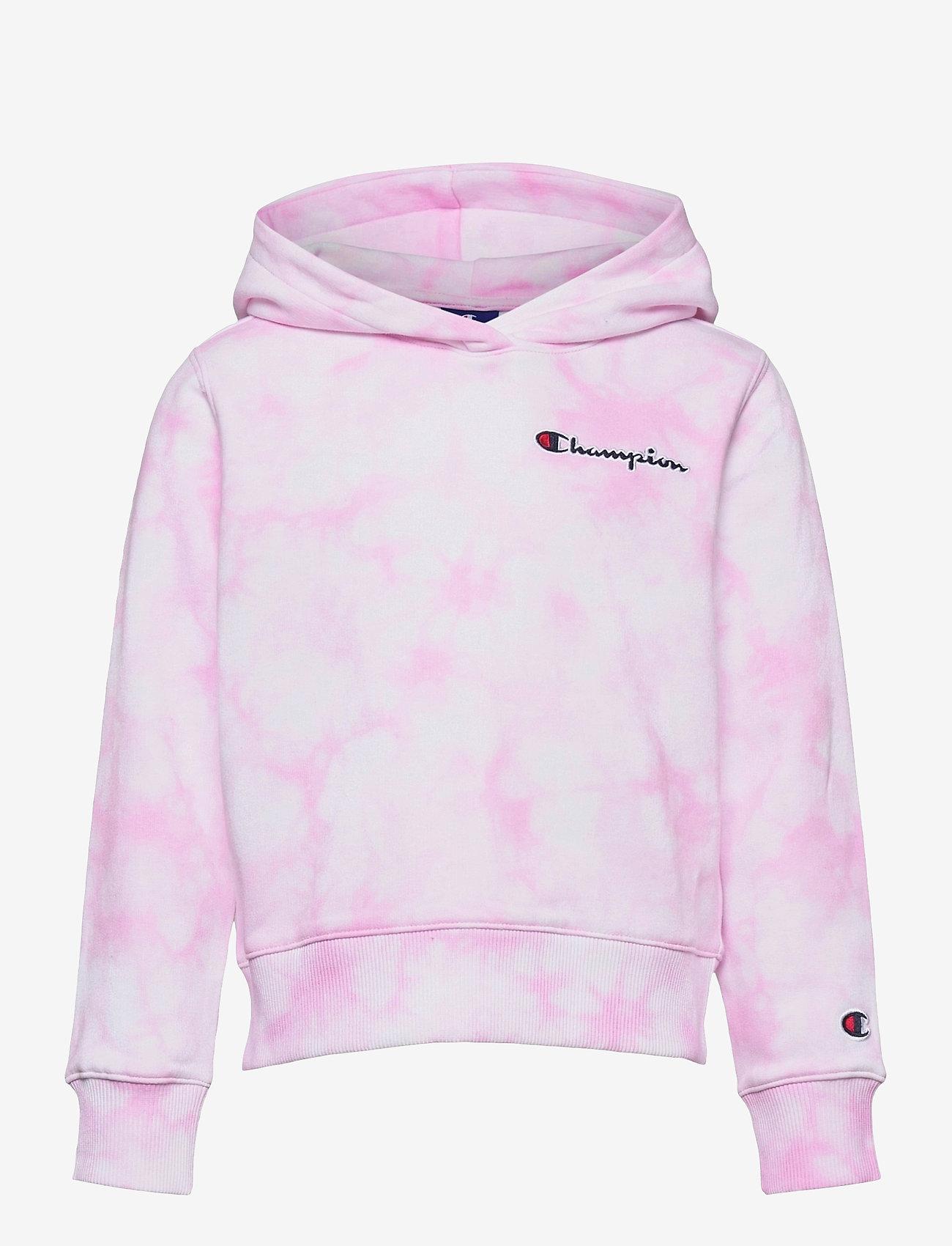 Champion - Hooded Sweatshirt - hoodies - white al (wht) a - 0